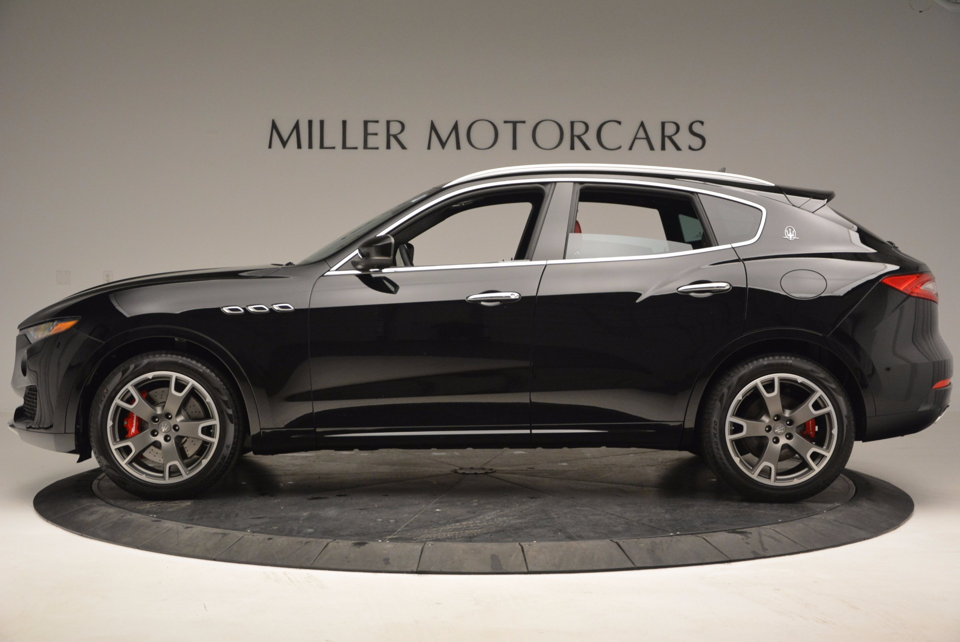 New 2017 Maserati Levante S Zegna Edition For Sale In Westport, CT 840_p3