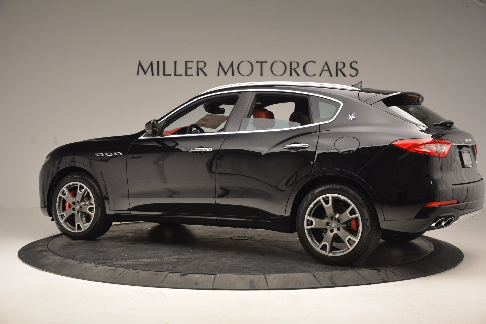 New 2017 Maserati Levante S Zegna Edition For Sale In Westport, CT 840_p4