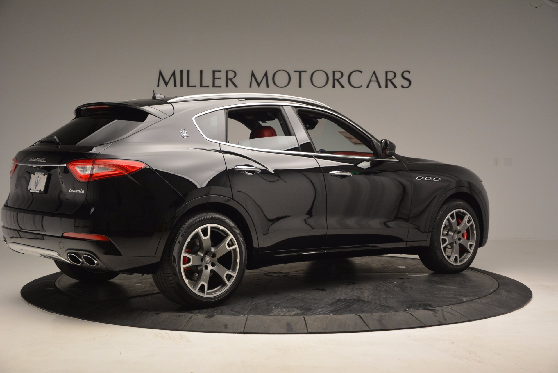 New 2017 Maserati Levante S Zegna Edition For Sale In Westport, CT 840_p8