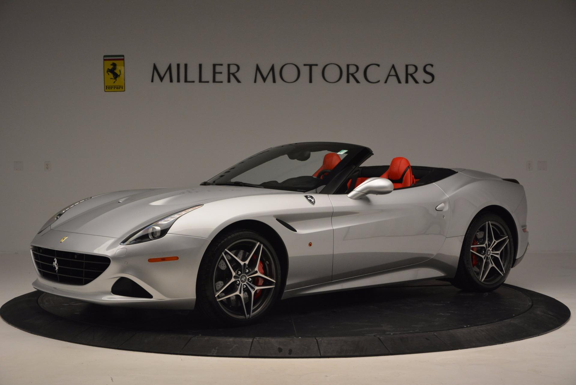 Used 2016 Ferrari California T  For Sale In Westport, CT 841_p11
