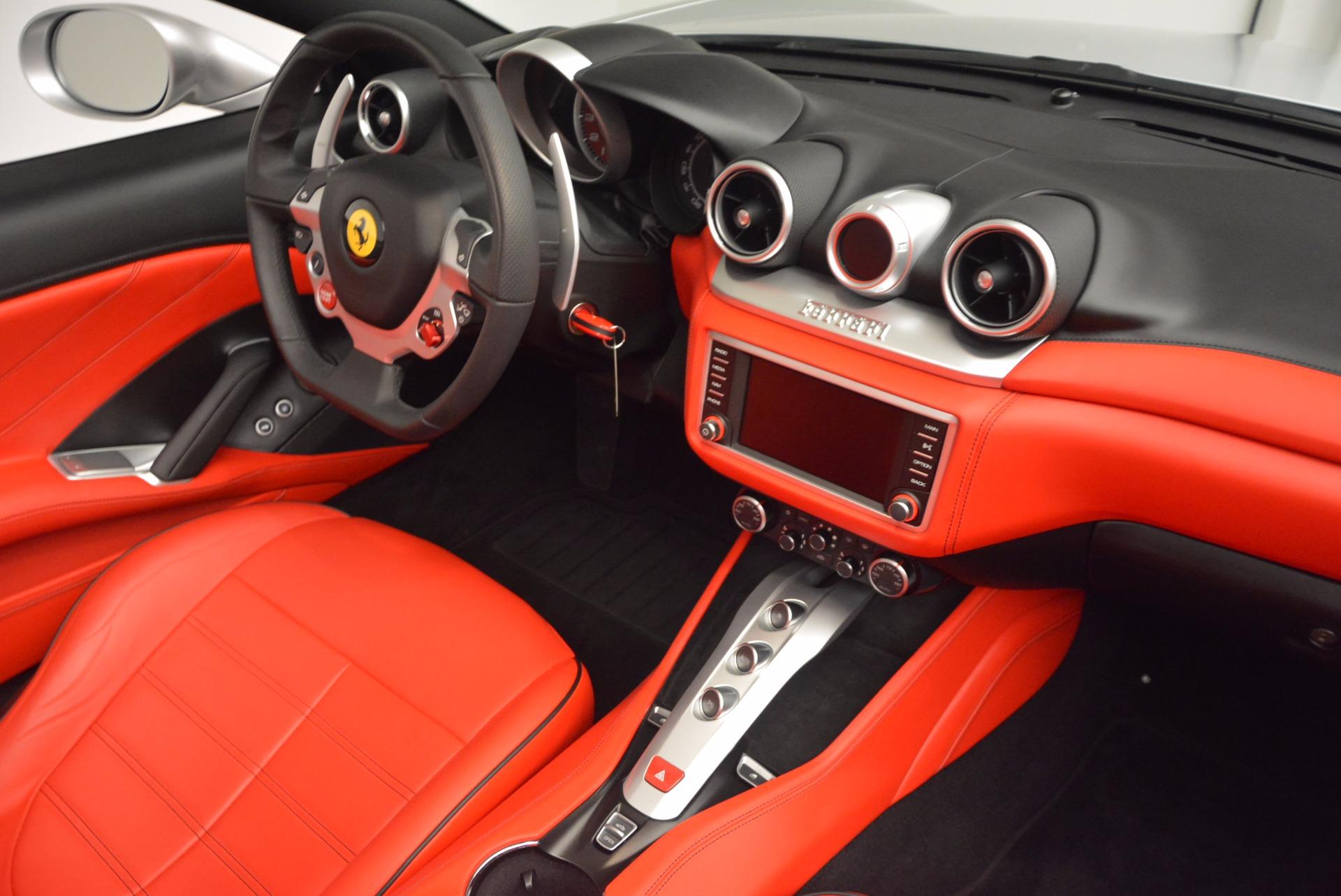 Used 2016 Ferrari California T  For Sale In Westport, CT 841_p27
