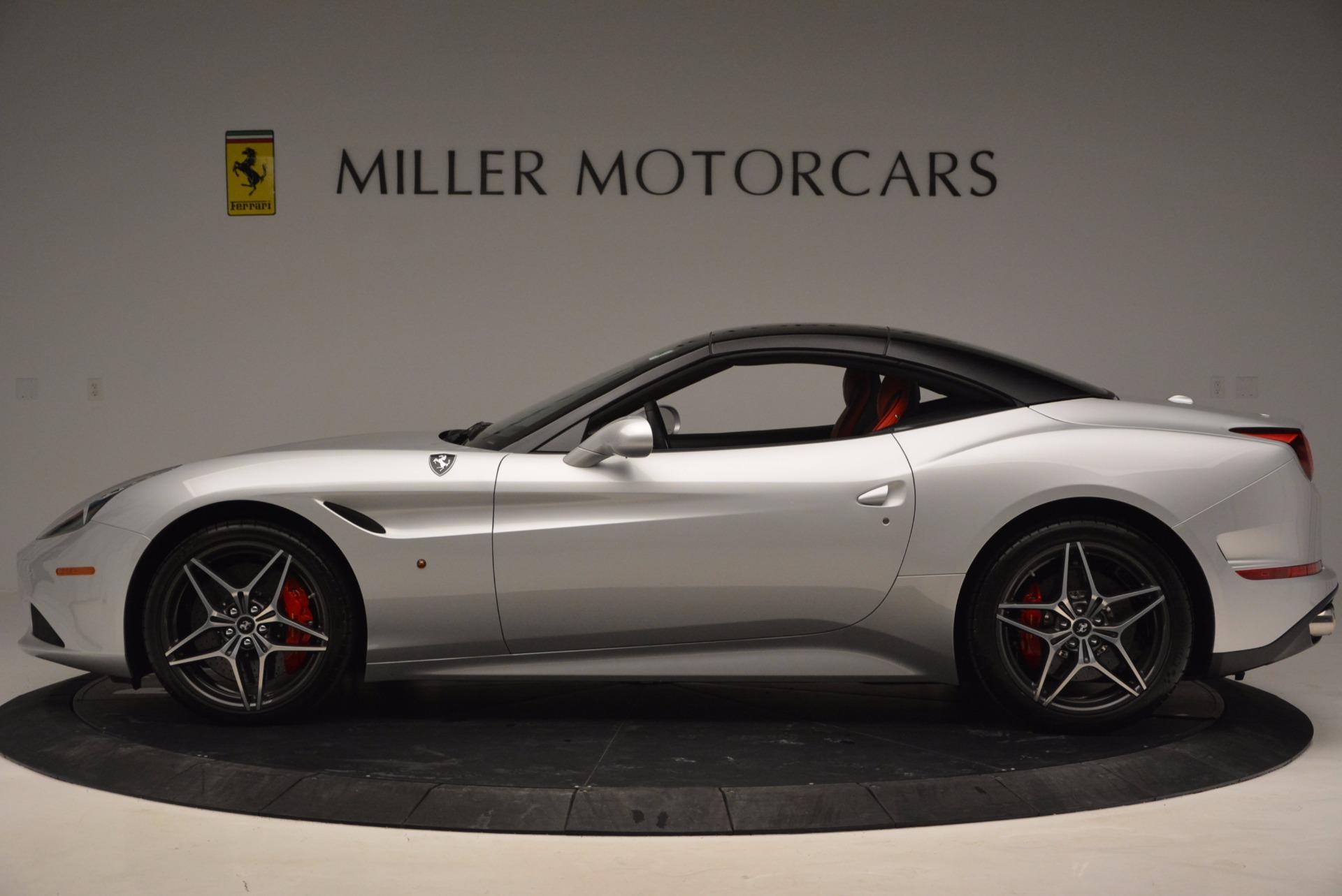 Used 2016 Ferrari California T  For Sale In Westport, CT 841_p3