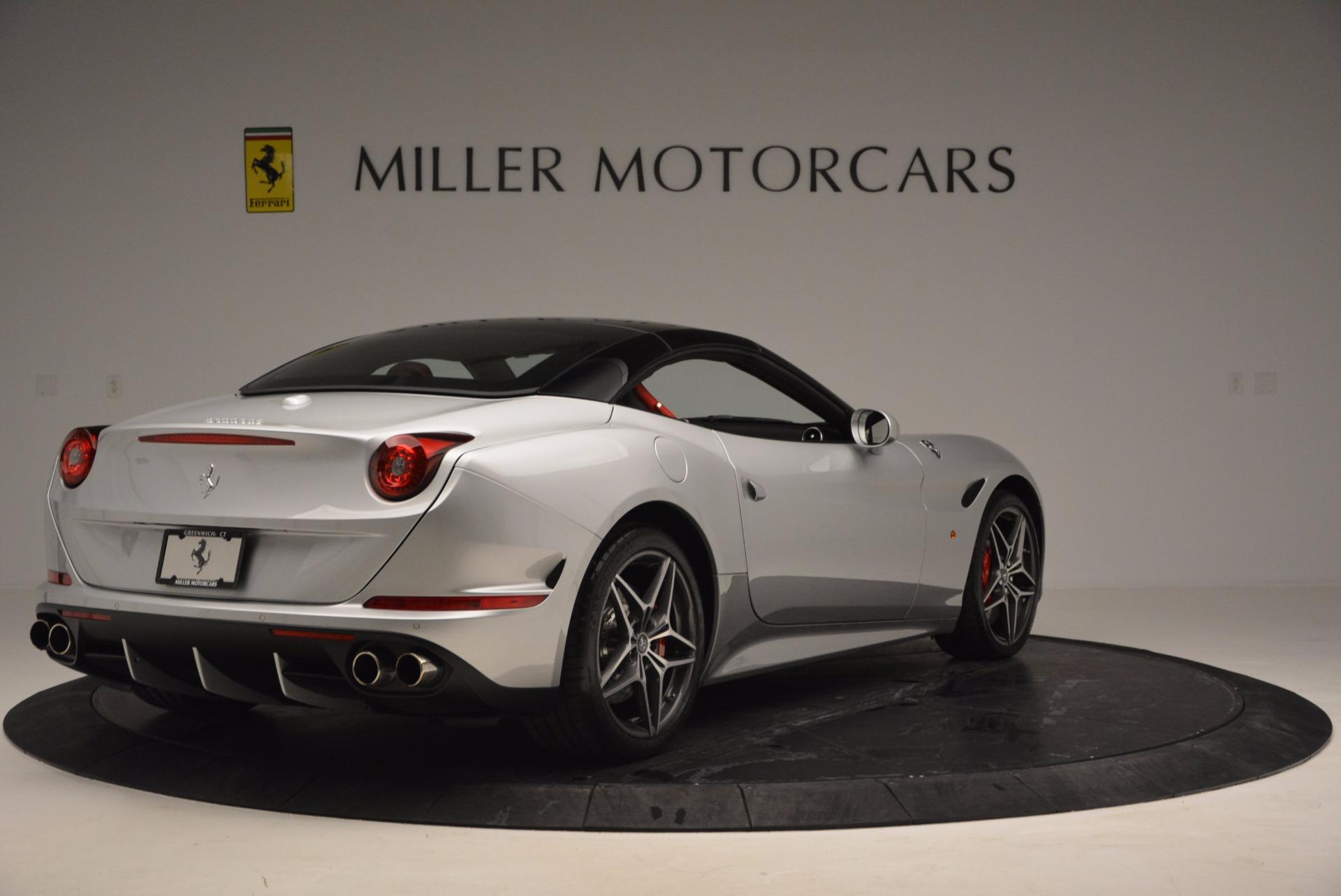 Used 2016 Ferrari California T  For Sale In Westport, CT 841_p6