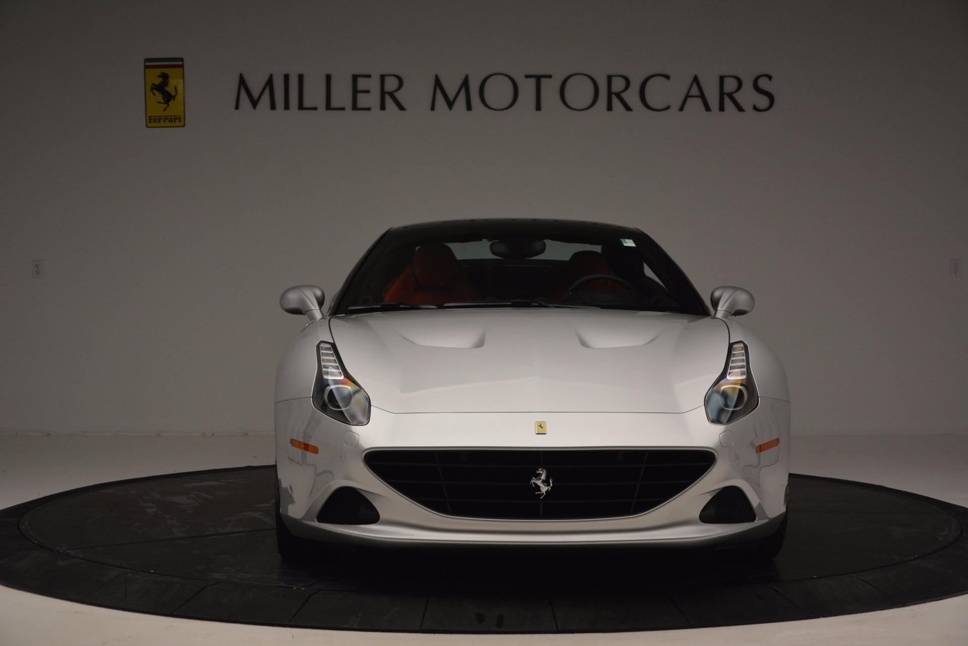 Used 2016 Ferrari California T  For Sale In Westport, CT 841_p9