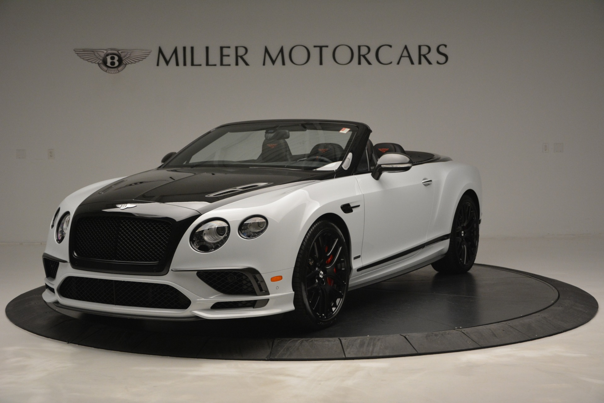 New 2018 Bentley Continental GT Supersports Convertible For Sale In Westport, CT 843_main