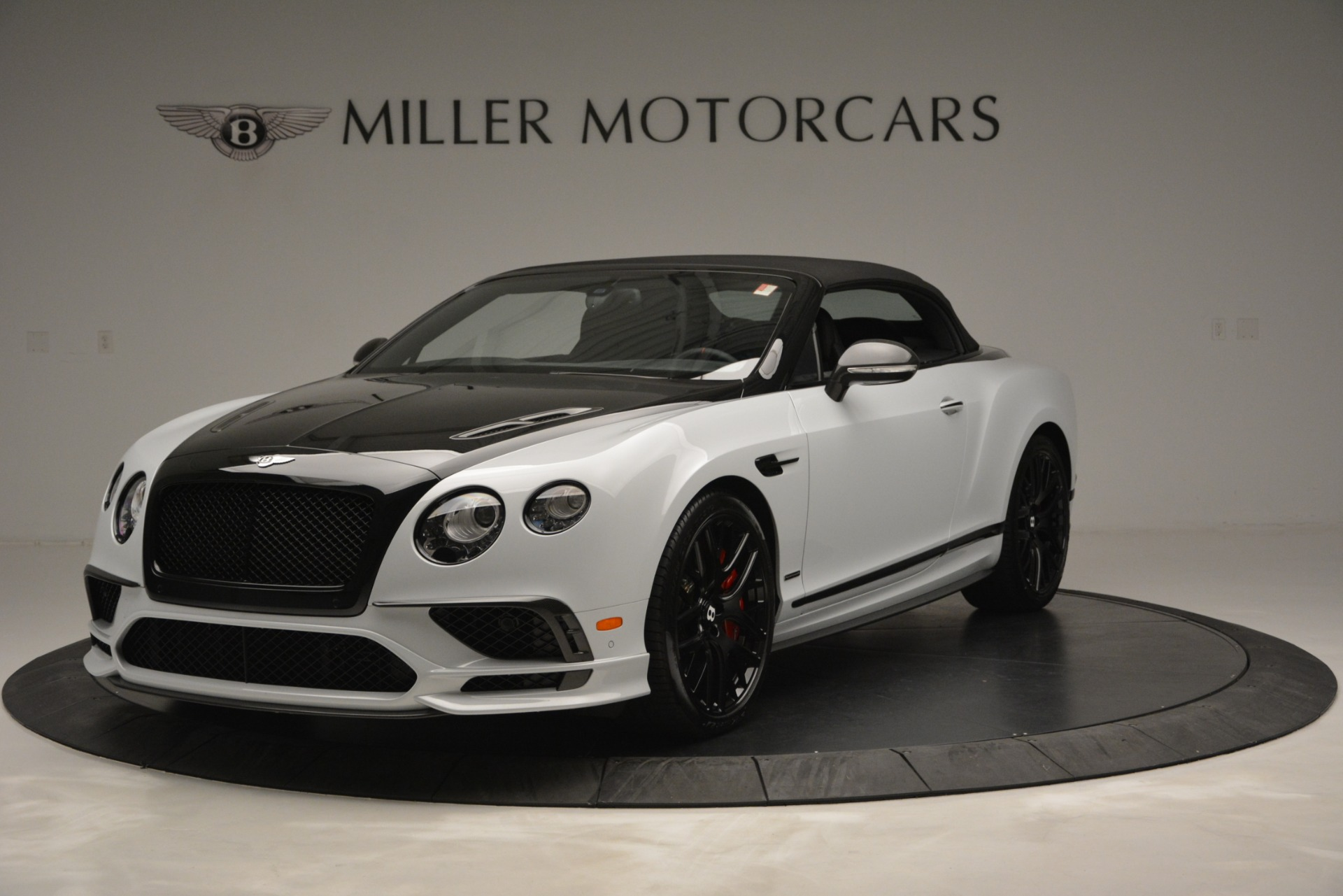 New 2018 Bentley Continental GT Supersports Convertible For Sale In Westport, CT 843_p13