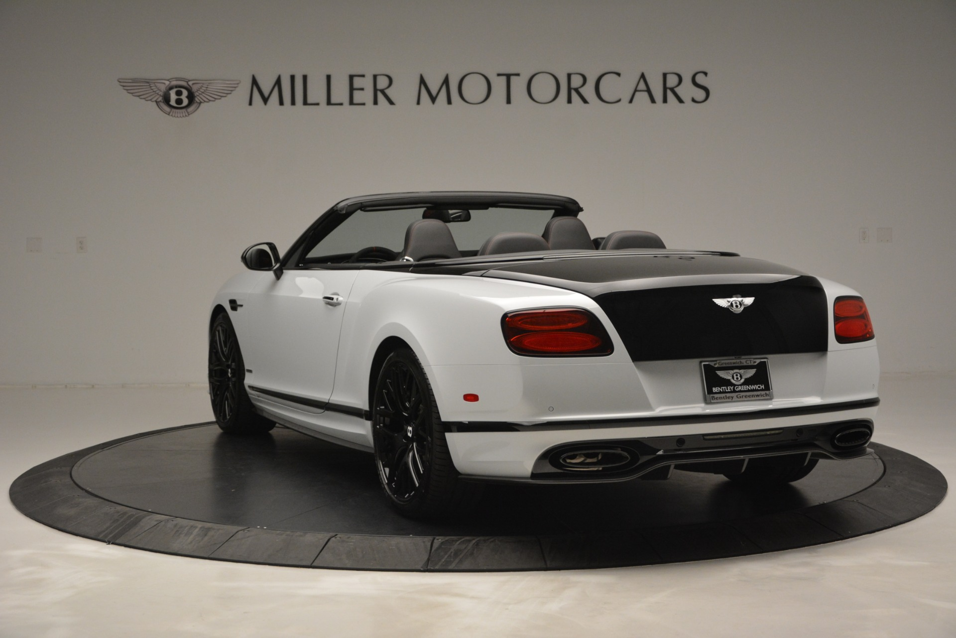 New 2018 Bentley Continental GT Supersports Convertible For Sale In Westport, CT 843_p5