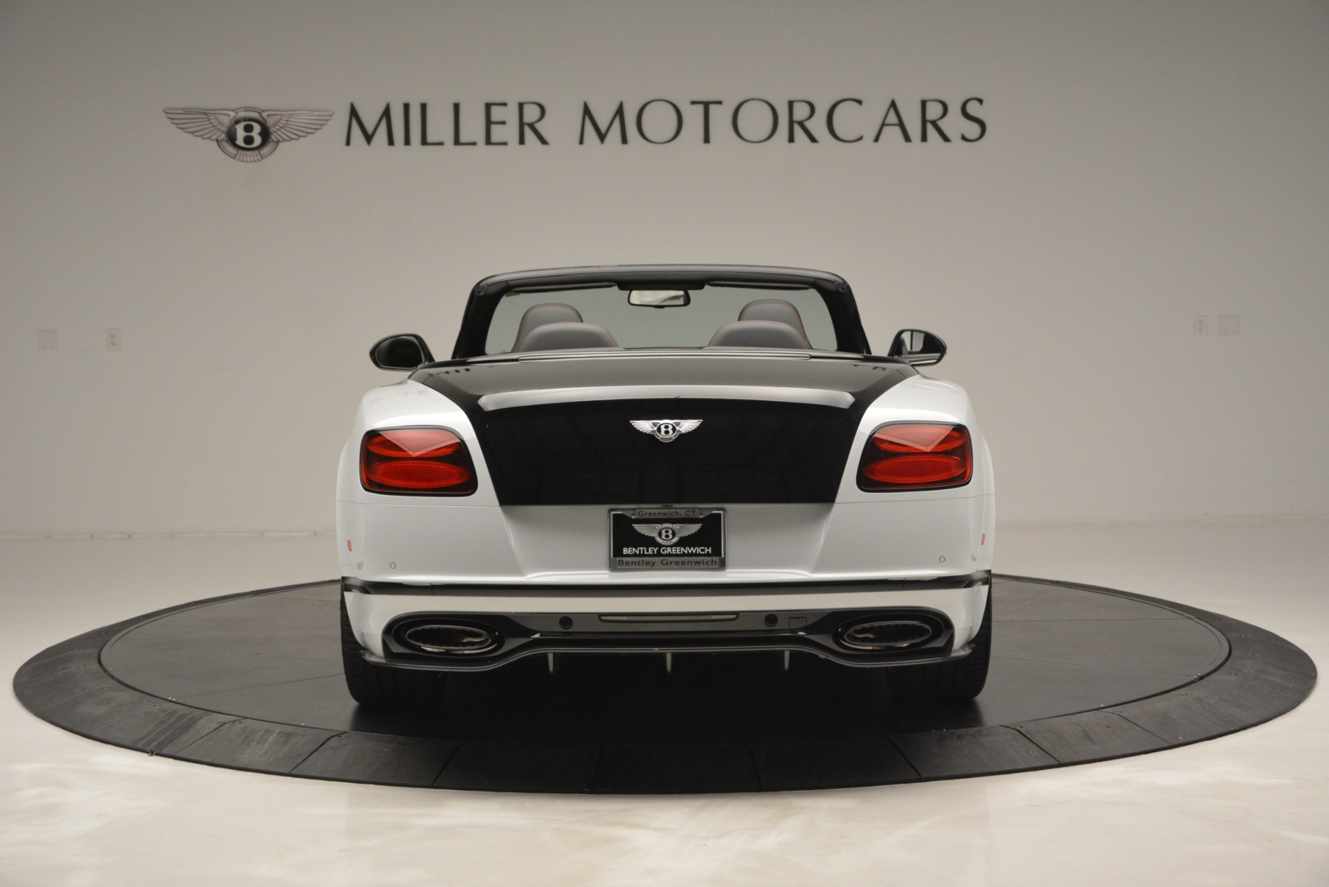 New 2018 Bentley Continental GT Supersports Convertible For Sale In Westport, CT 843_p6