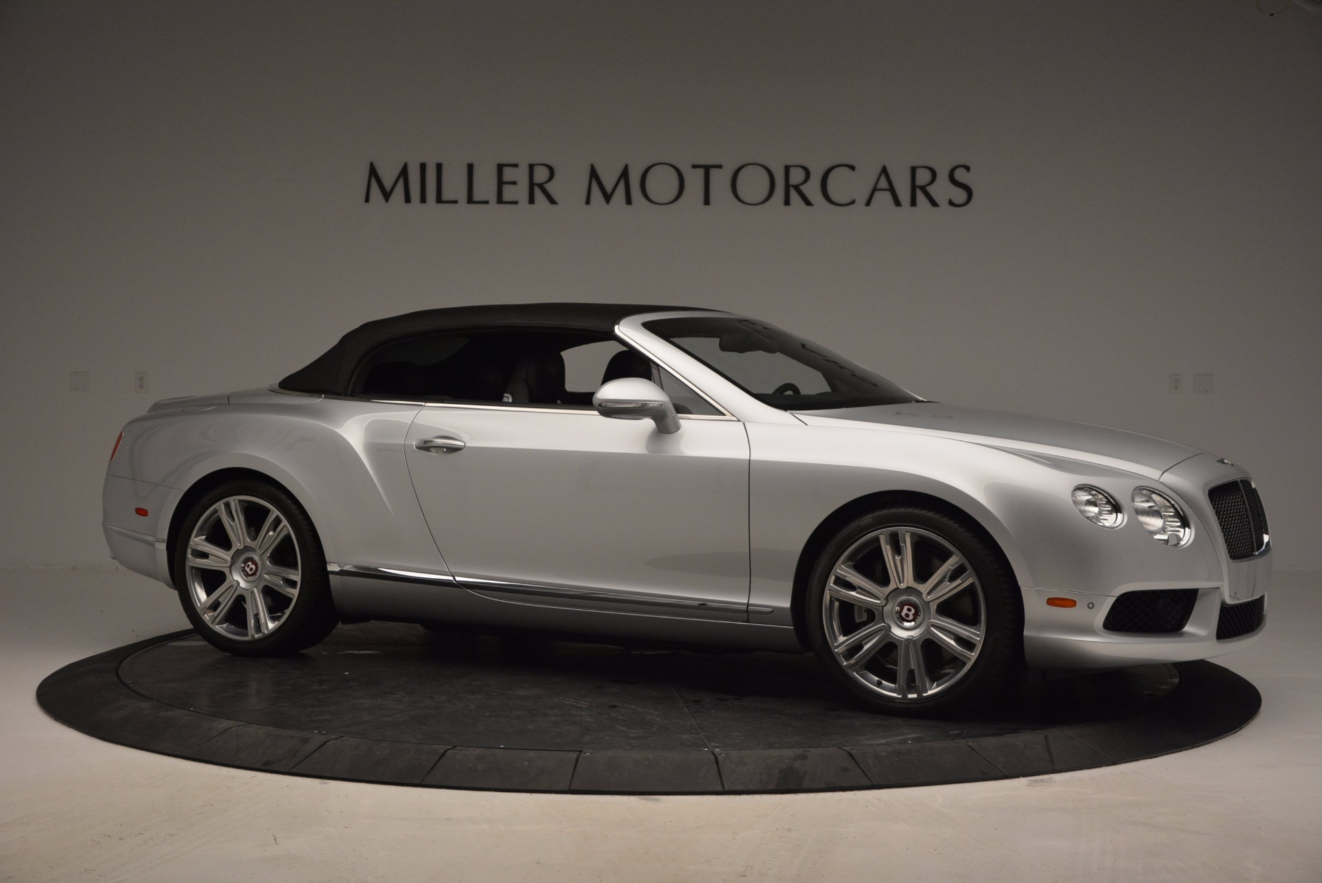 Used 2013 Bentley Continental GT V8 For Sale In Westport, CT 844_p22