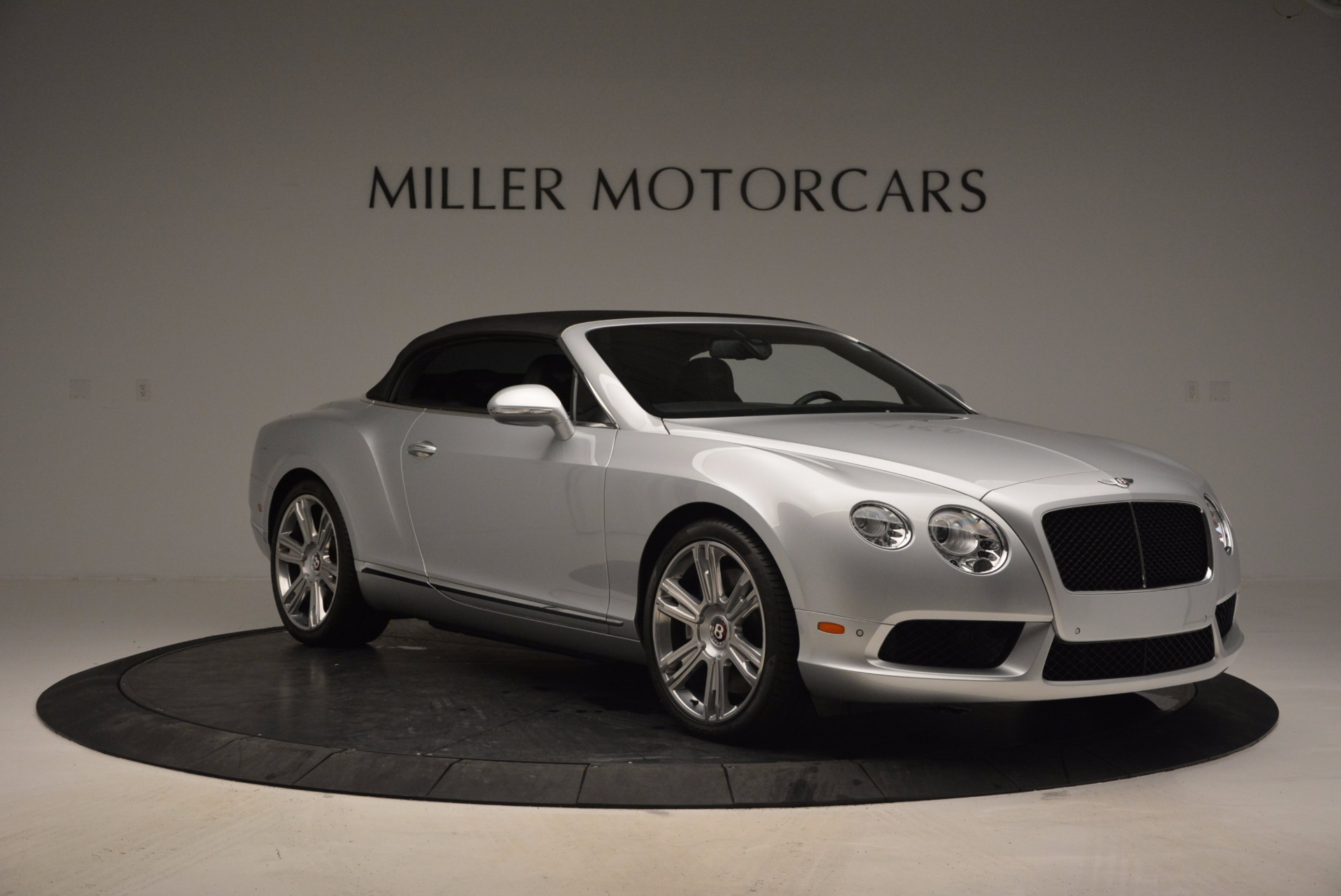 Used 2013 Bentley Continental GT V8 For Sale In Westport, CT 844_p23