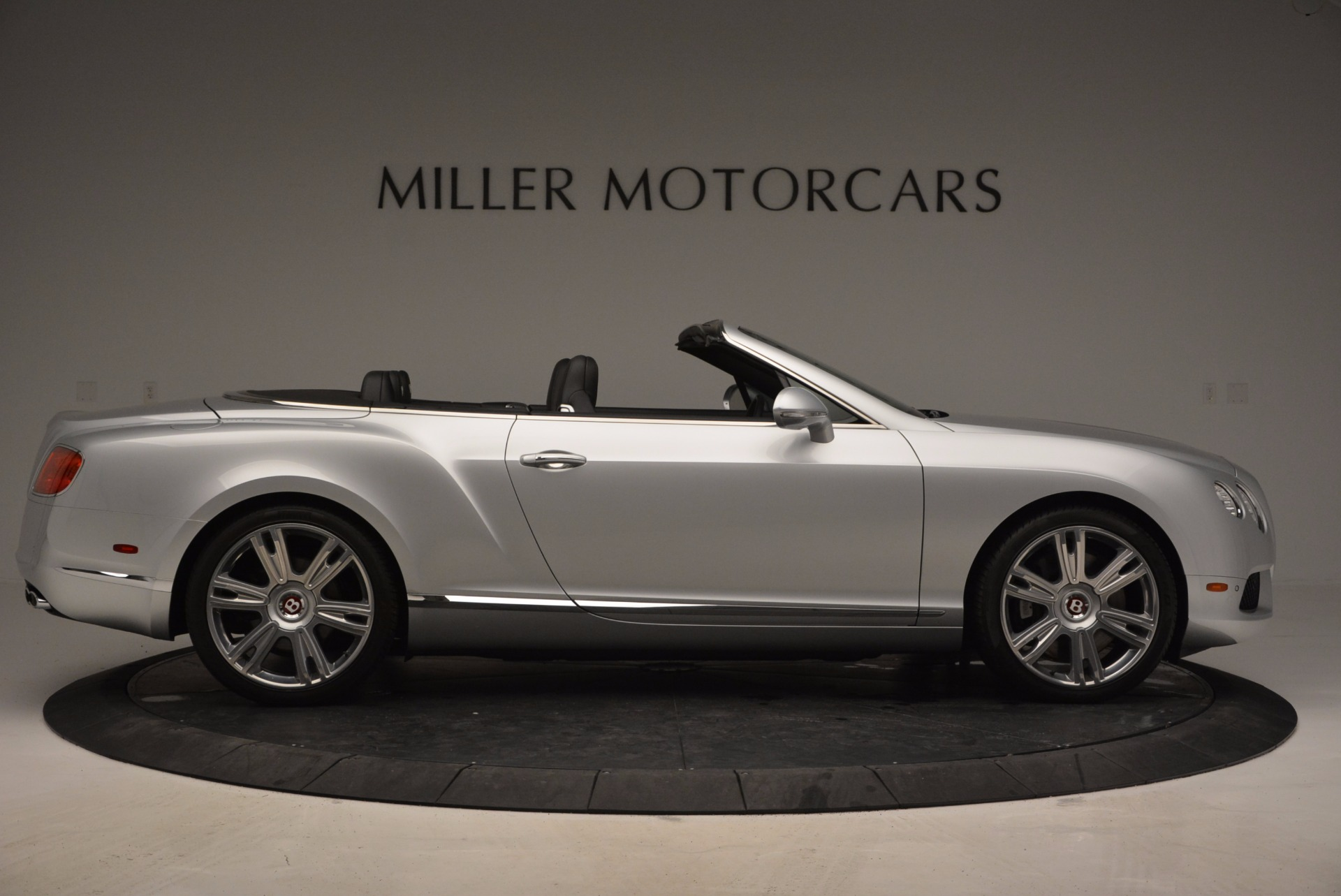 Used 2013 Bentley Continental GT V8 For Sale In Westport, CT 844_p9