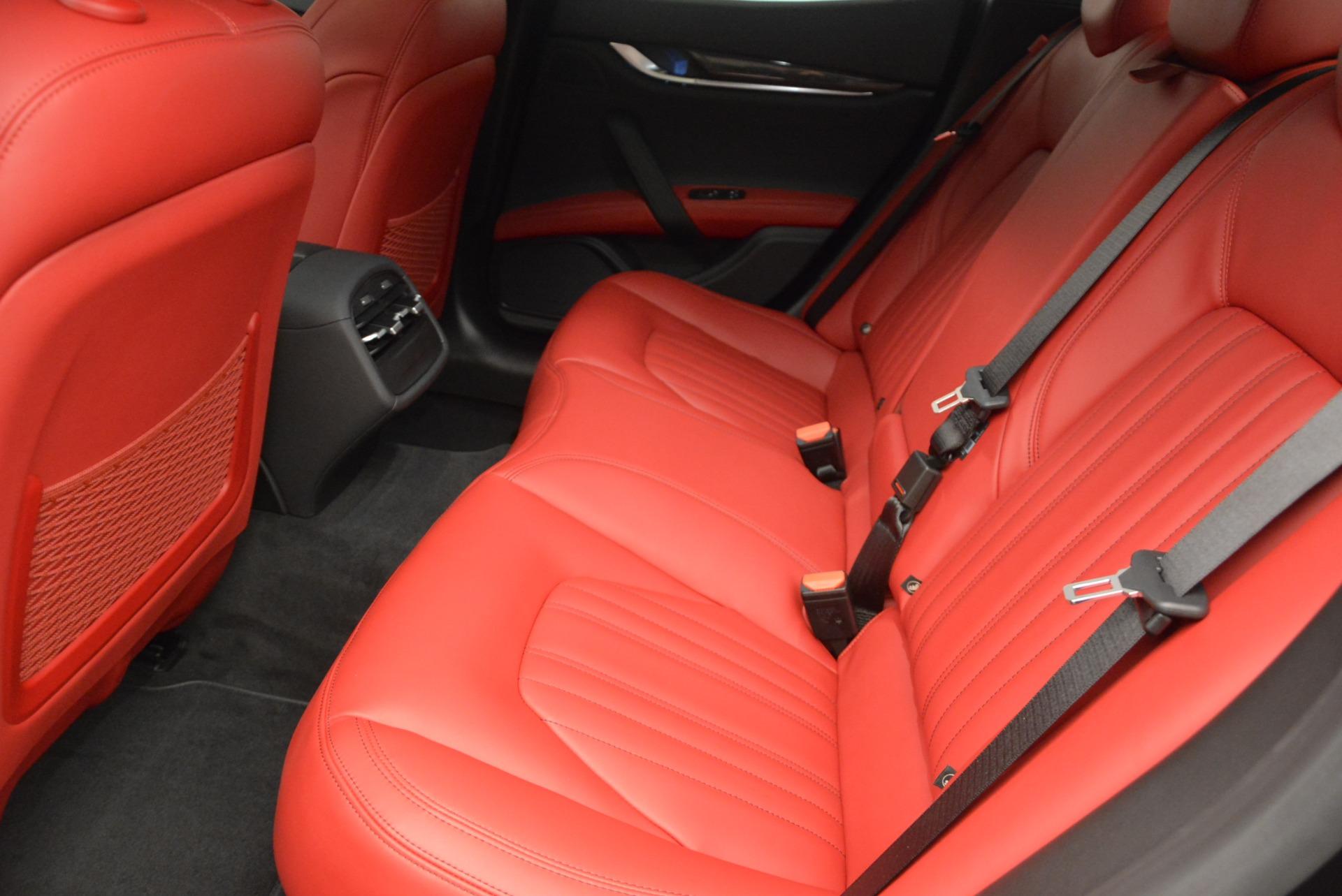 New 2017 Maserati Ghibli S Q4 For Sale In Westport, CT 849_p19