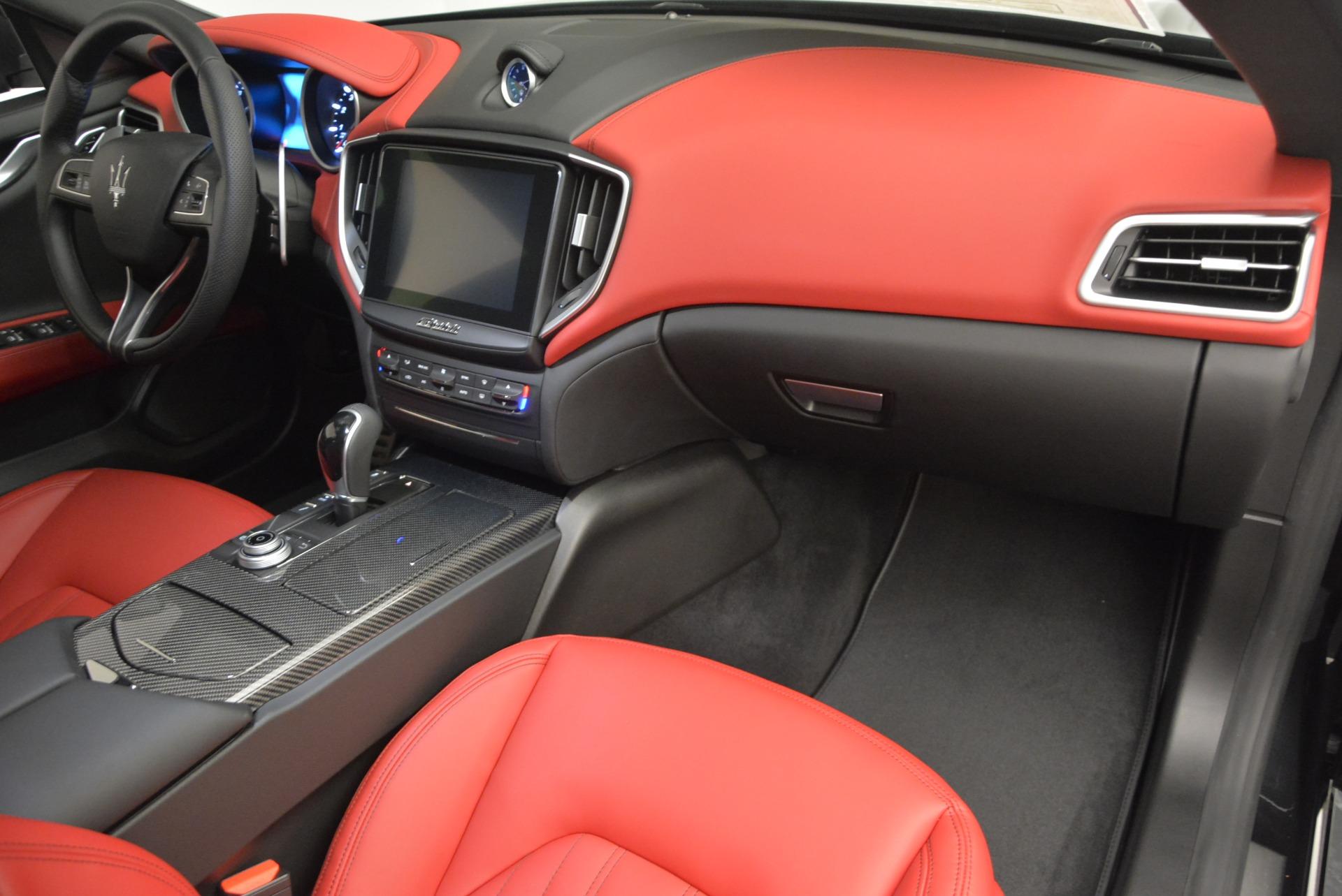 New 2017 Maserati Ghibli S Q4 For Sale In Westport, CT 849_p24