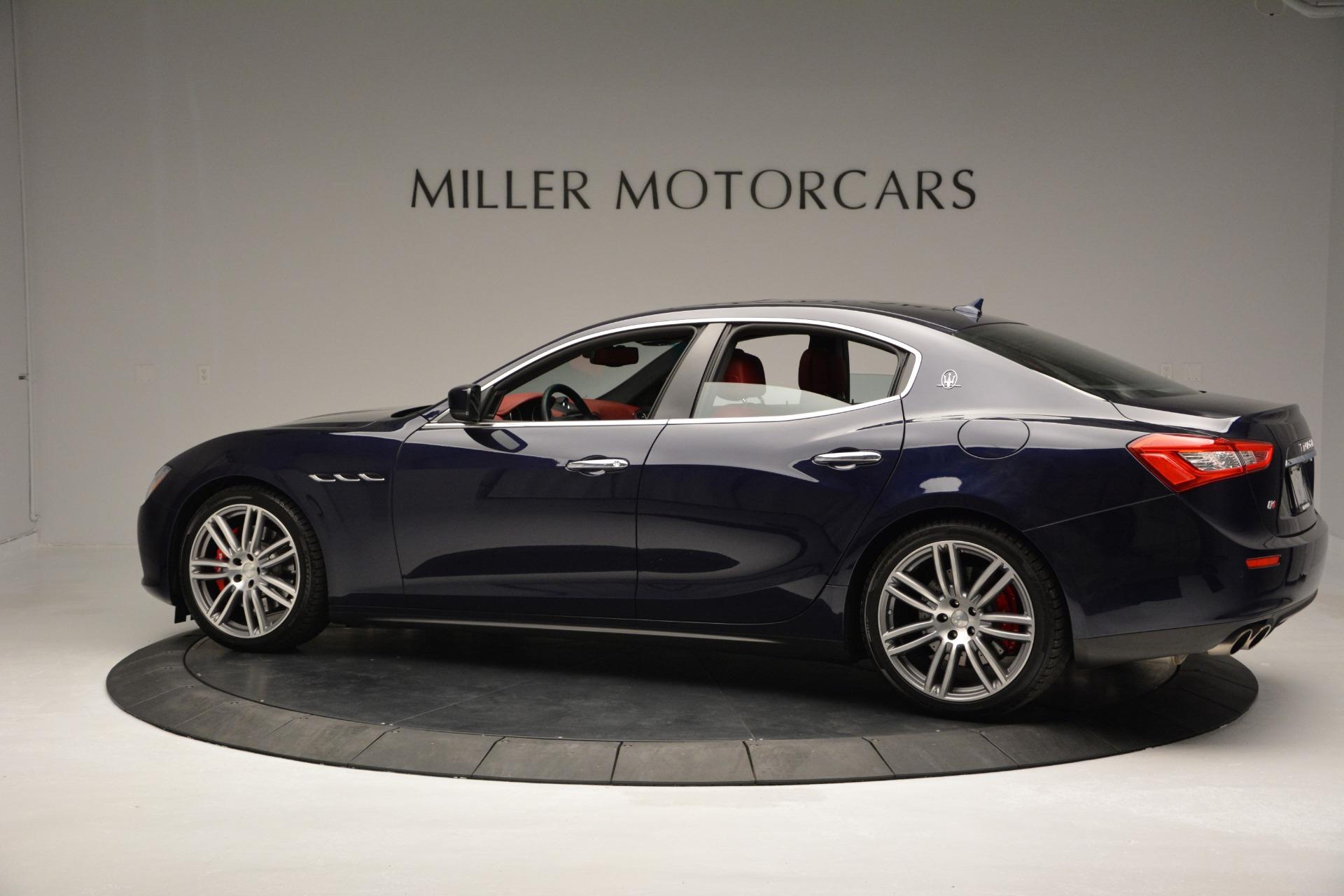 New 2017 Maserati Ghibli S Q4 For Sale In Westport, CT 849_p4