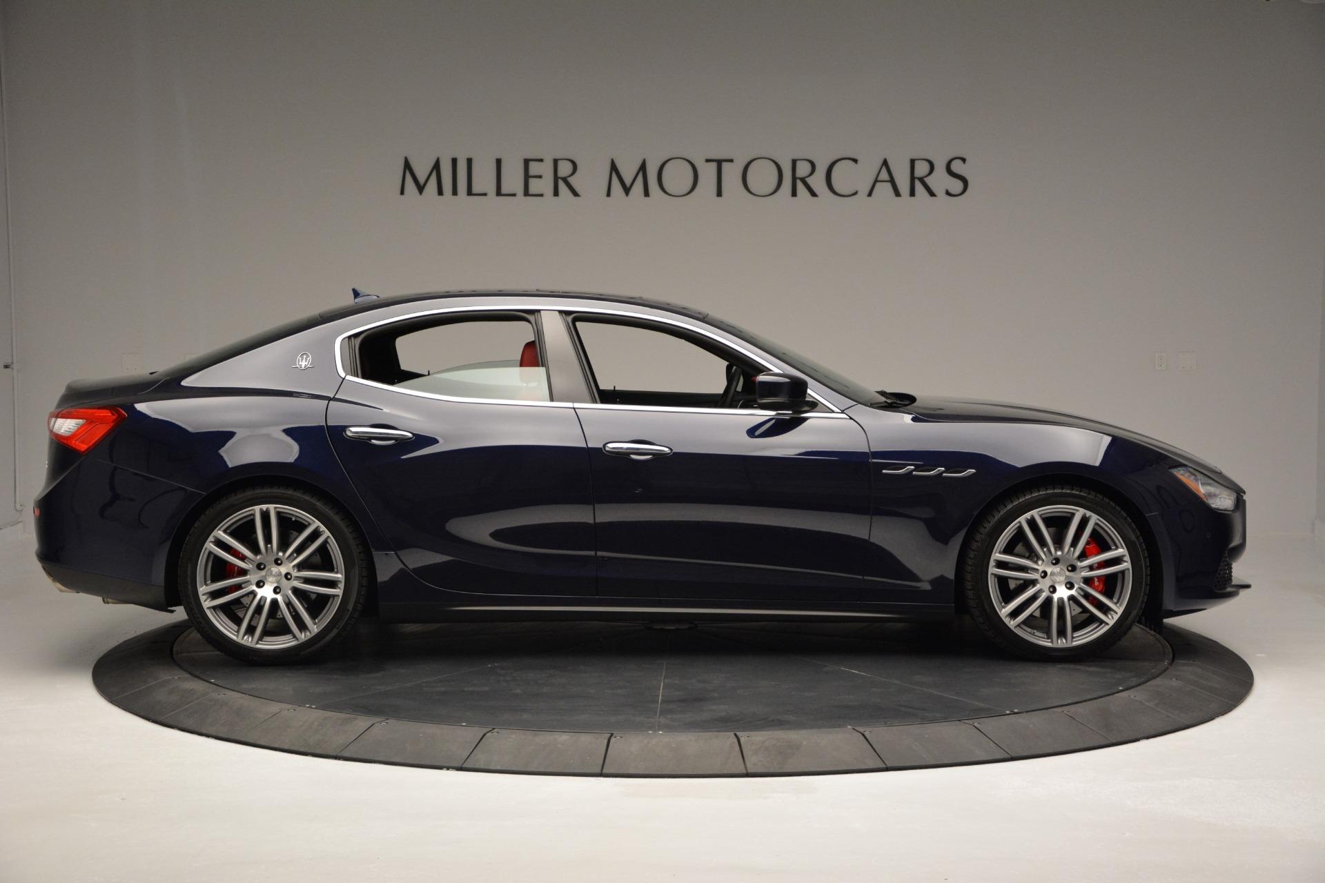 New 2017 Maserati Ghibli S Q4 For Sale In Westport, CT 849_p9