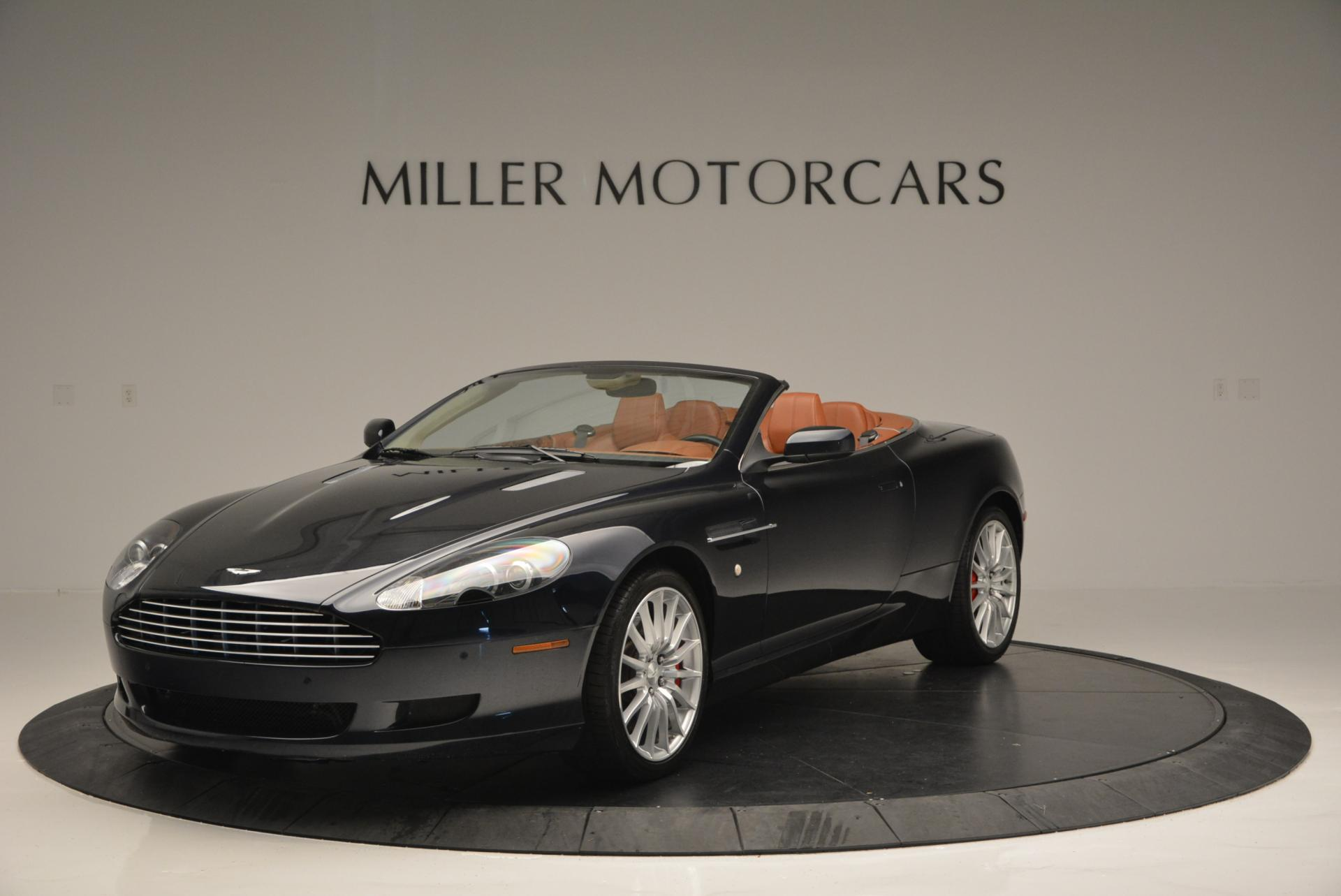 used 2009 aston martin db9 volante westport ct. Black Bedroom Furniture Sets. Home Design Ideas