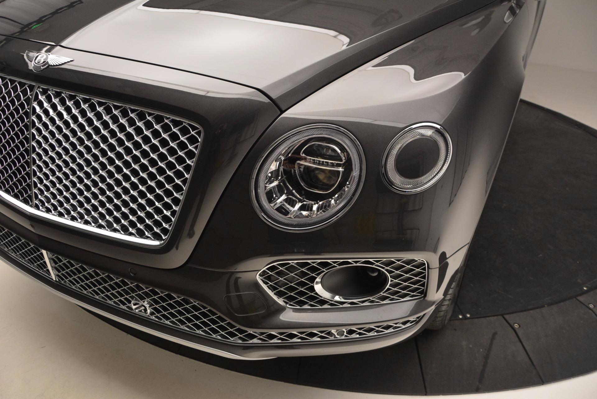 New 2017 Bentley Bentayga  For Sale In Westport, CT 852_p14