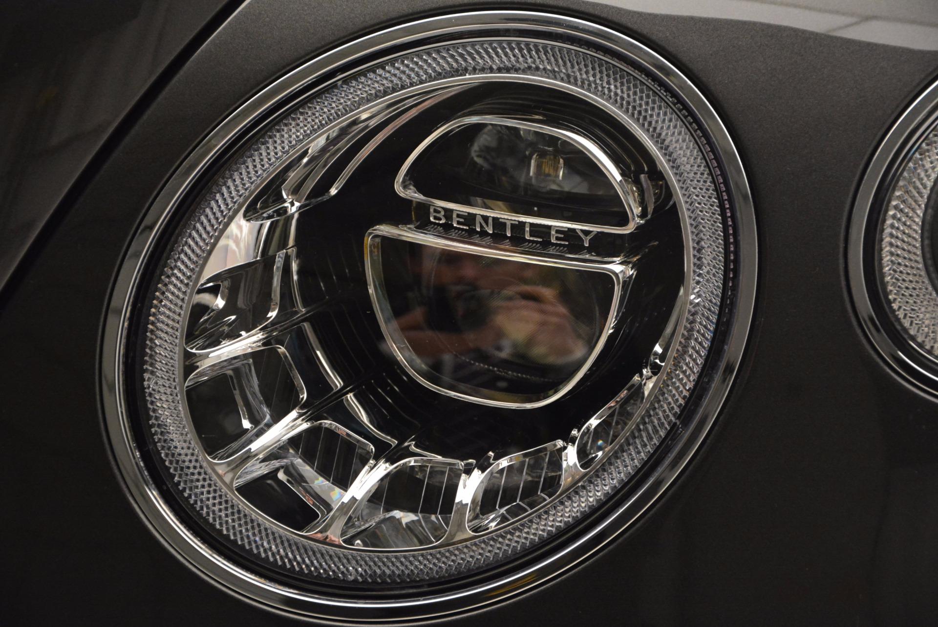 New 2017 Bentley Bentayga  For Sale In Westport, CT 852_p15