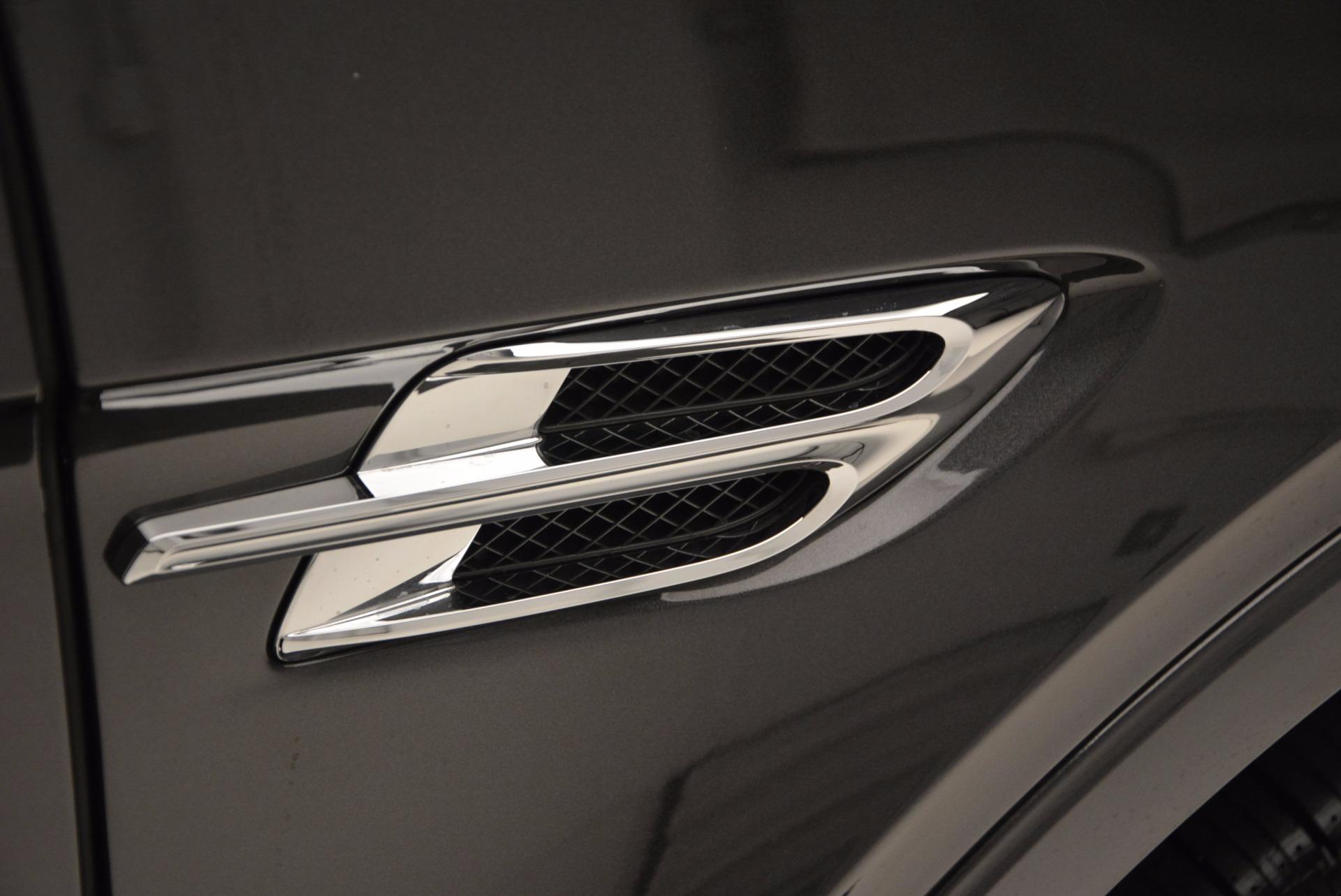 New 2017 Bentley Bentayga  For Sale In Westport, CT 852_p18