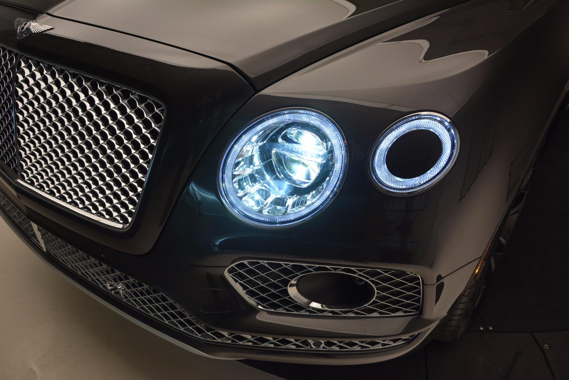 New 2017 Bentley Bentayga  For Sale In Westport, CT 852_p20
