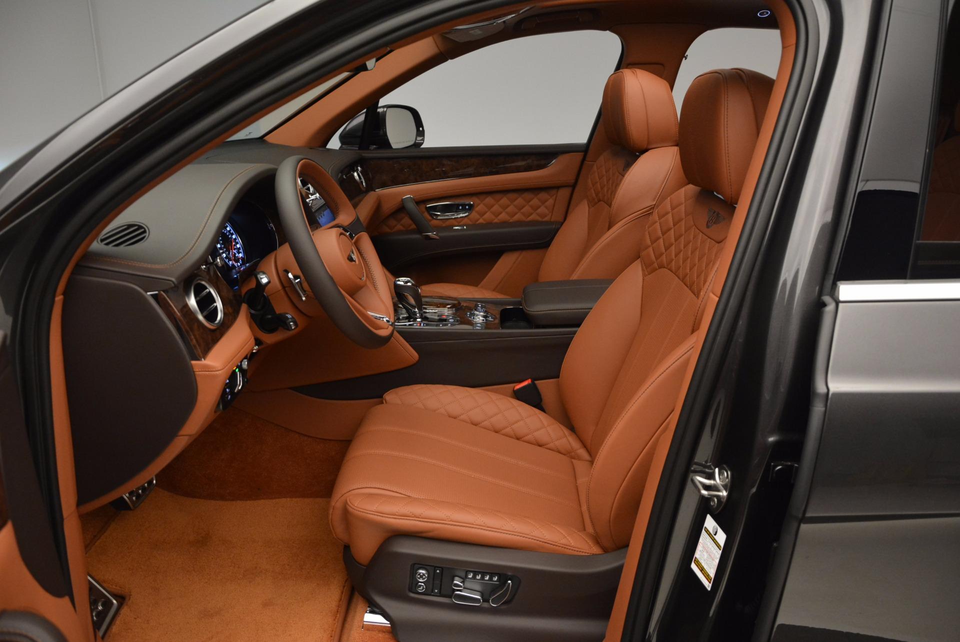 New 2017 Bentley Bentayga  For Sale In Westport, CT 852_p25