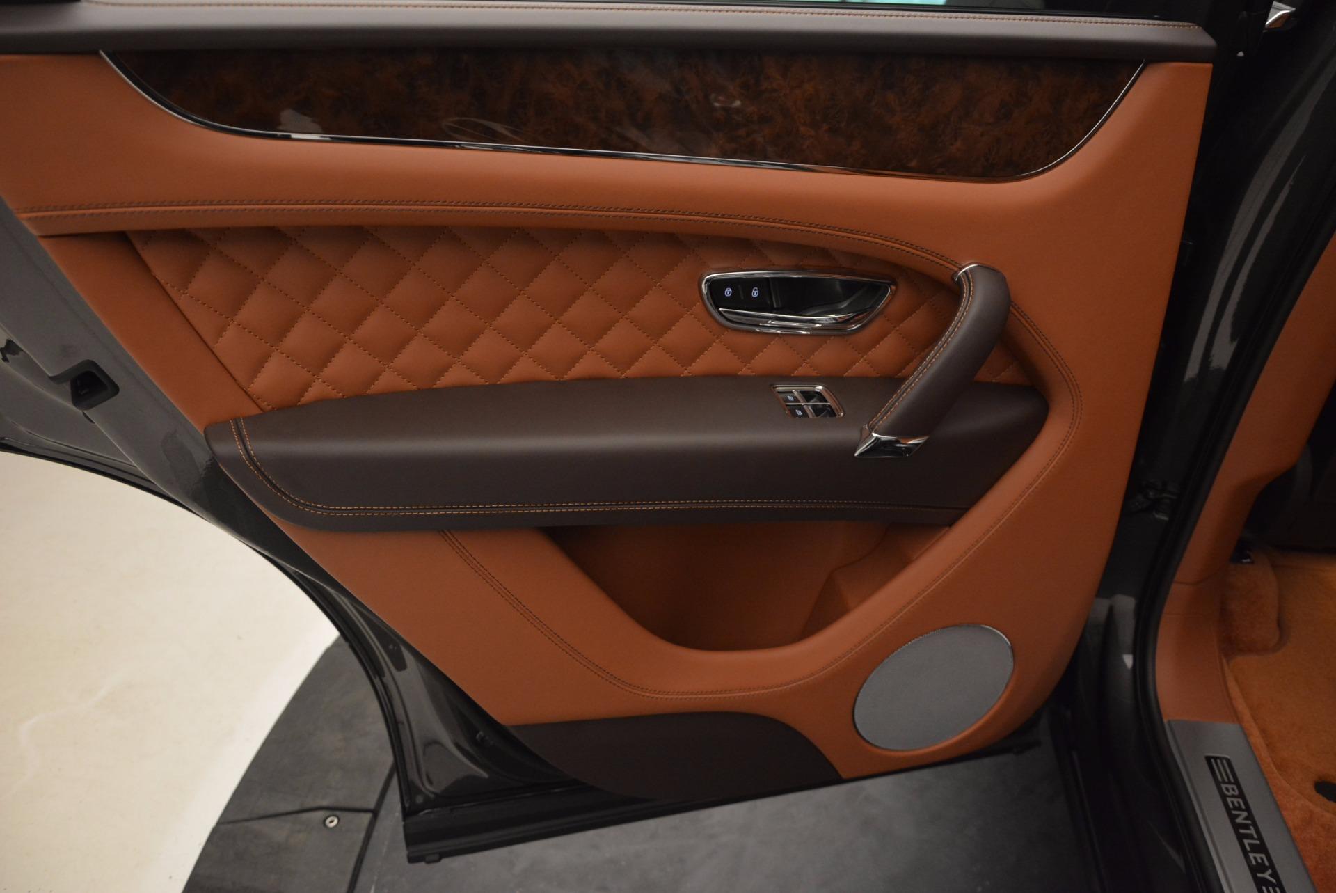 New 2017 Bentley Bentayga  For Sale In Westport, CT 852_p30