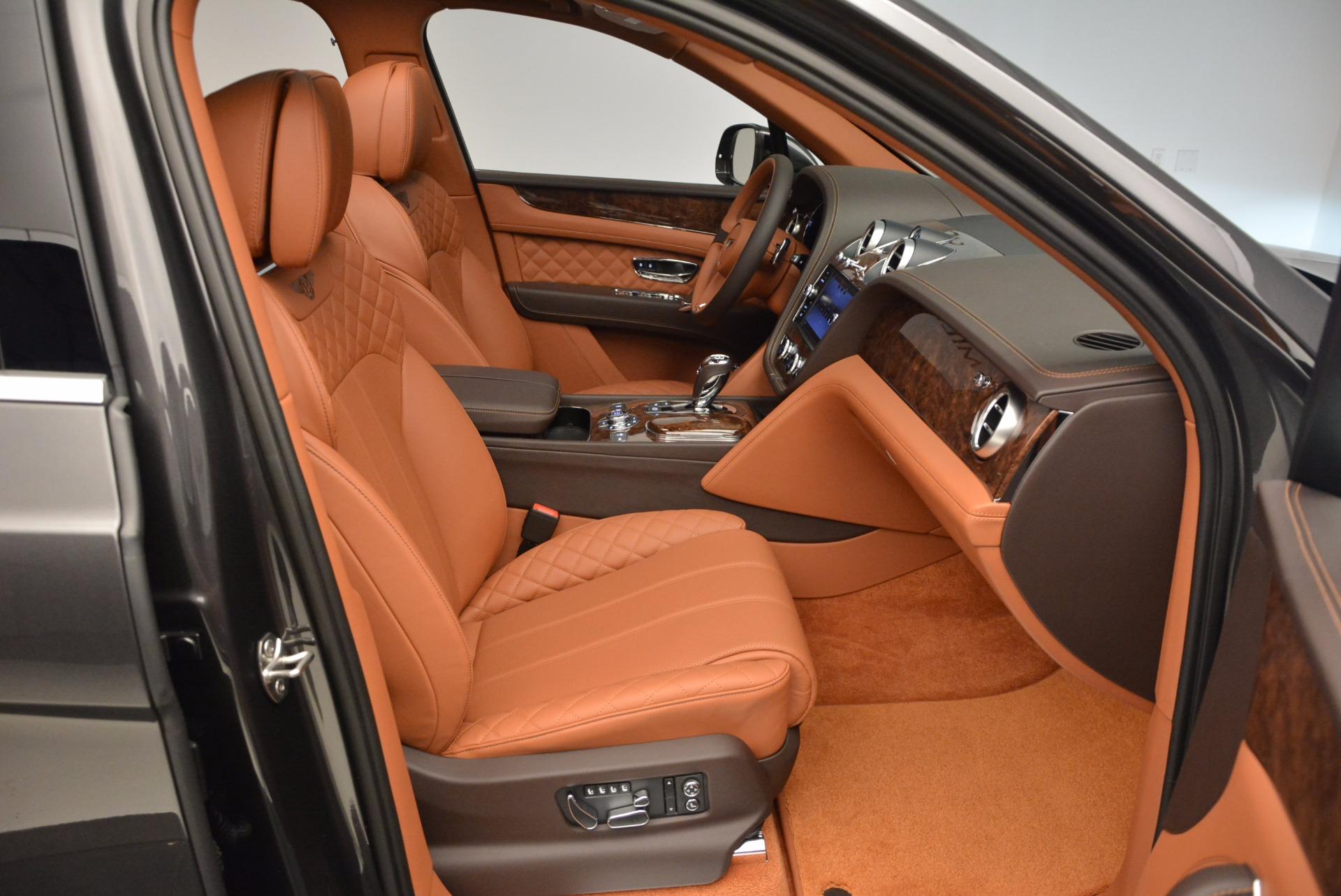 New 2017 Bentley Bentayga  For Sale In Westport, CT 852_p42