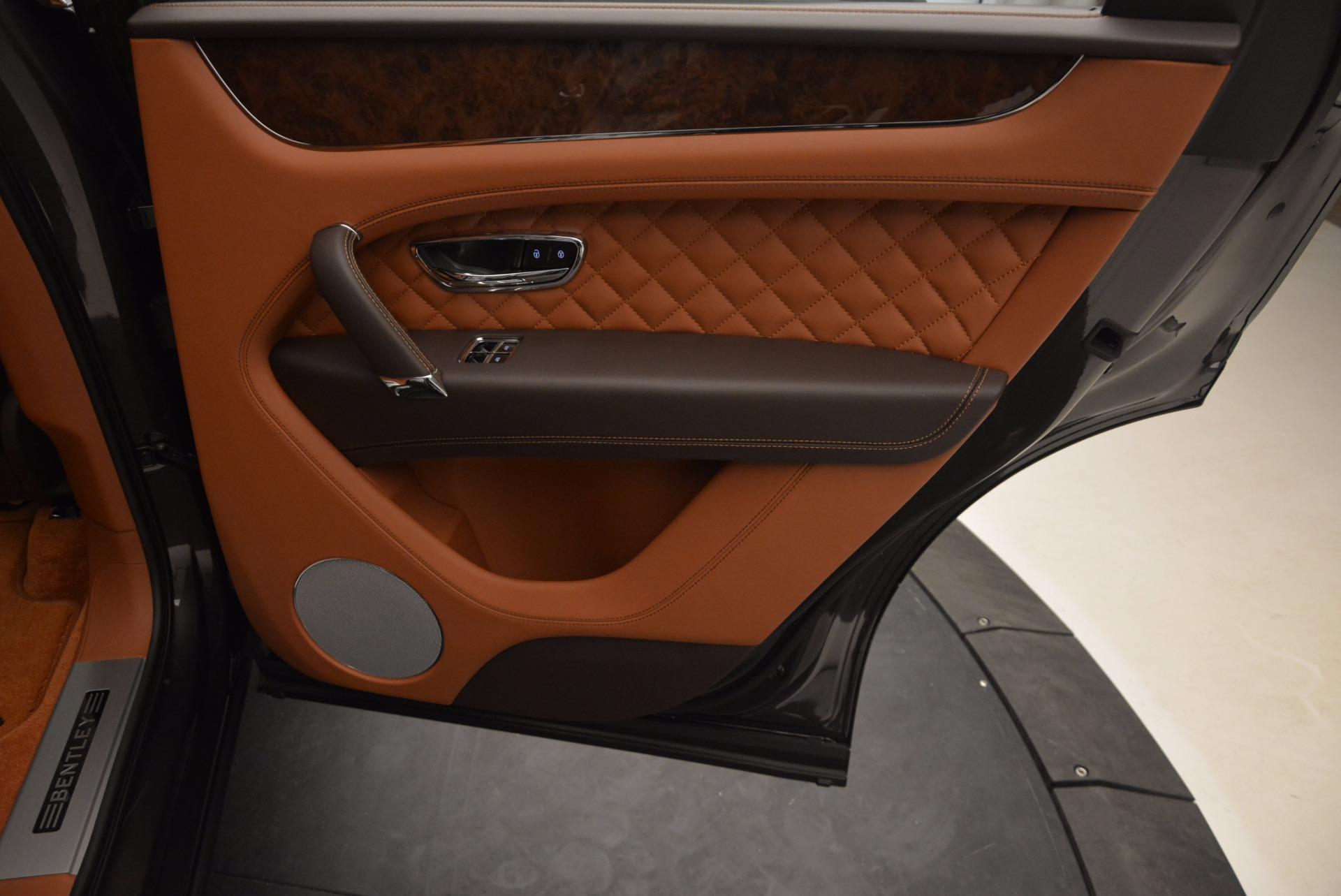 New 2017 Bentley Bentayga  For Sale In Westport, CT 852_p45