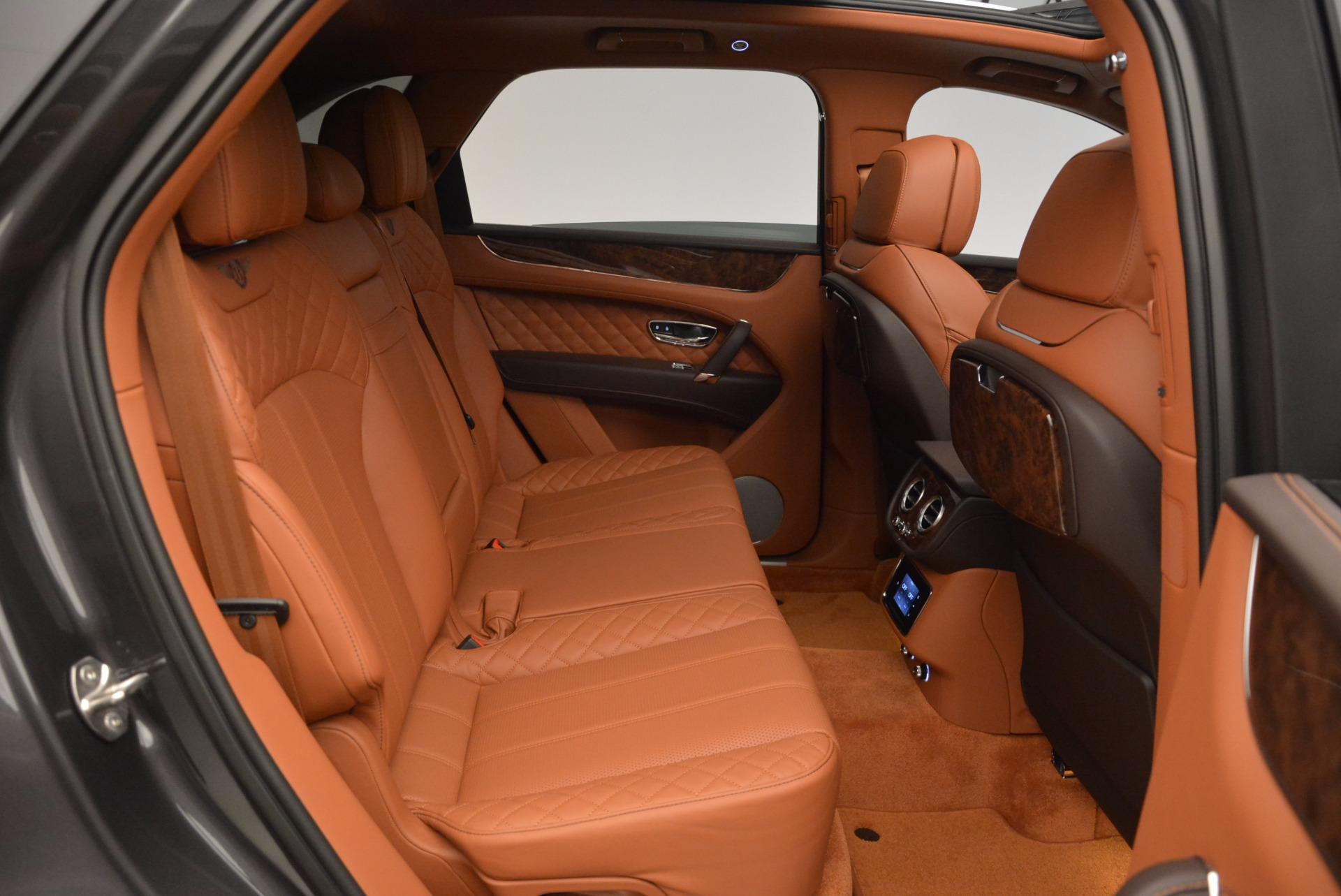 New 2017 Bentley Bentayga  For Sale In Westport, CT 852_p47