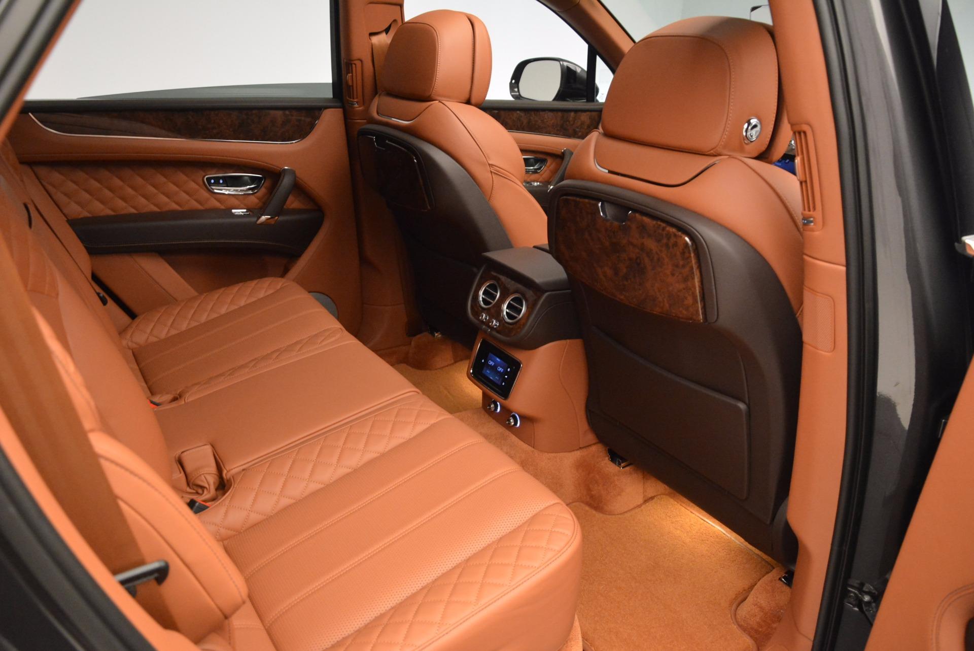 New 2017 Bentley Bentayga  For Sale In Westport, CT 852_p48