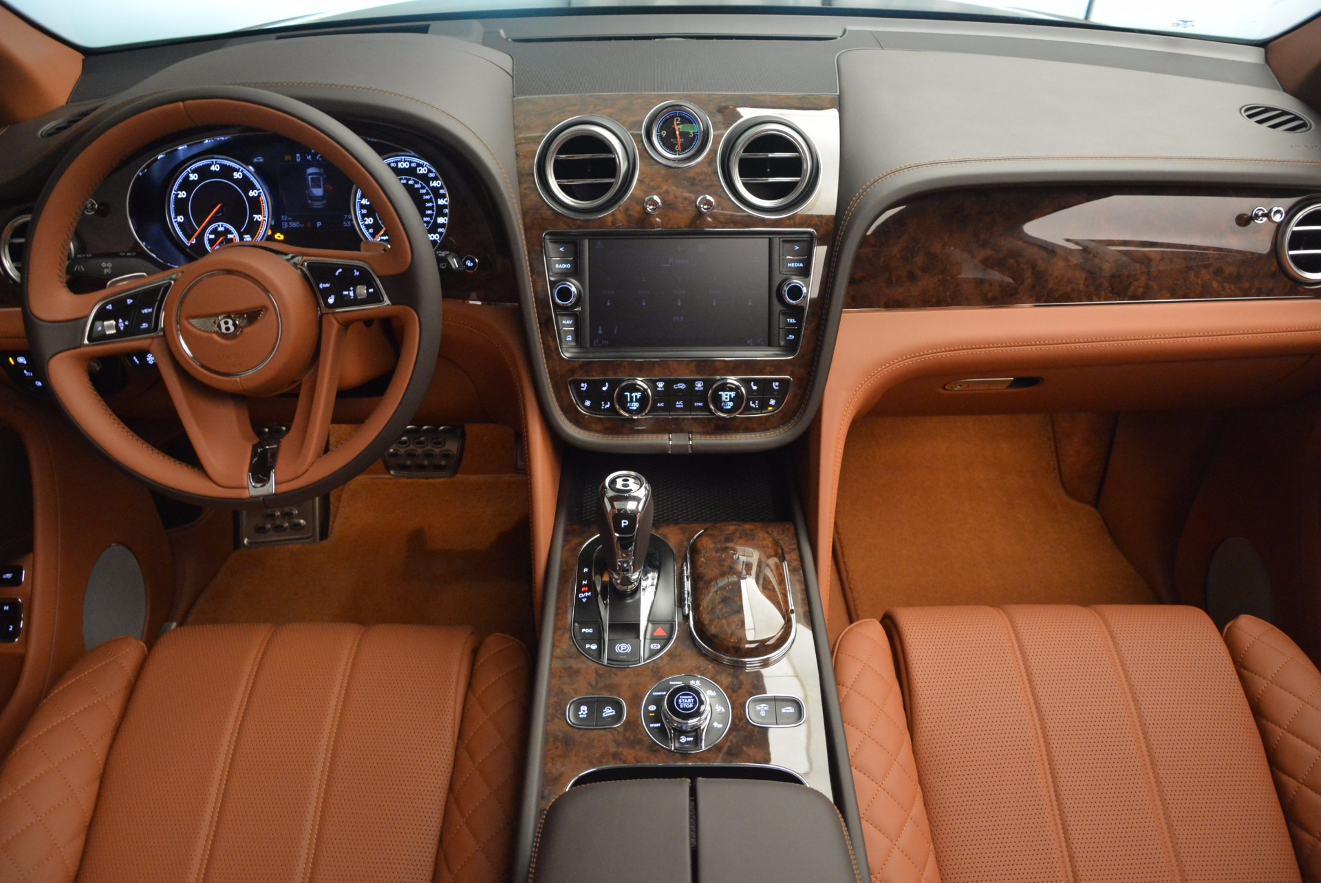 New 2017 Bentley Bentayga  For Sale In Westport, CT 852_p50