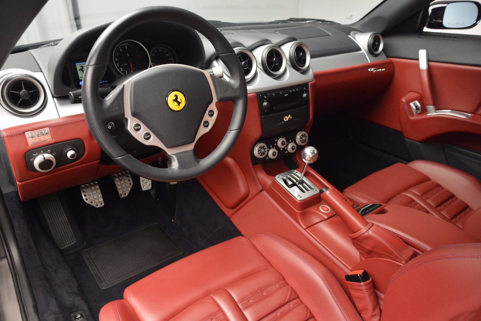 used 2005 ferrari 612 scaglietti 6 speed manual westport ct. Black Bedroom Furniture Sets. Home Design Ideas