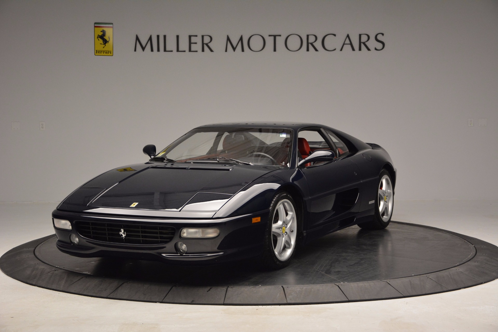 Used 1999 Ferrari 355 Berlinetta For Sale In Westport, CT 855_main
