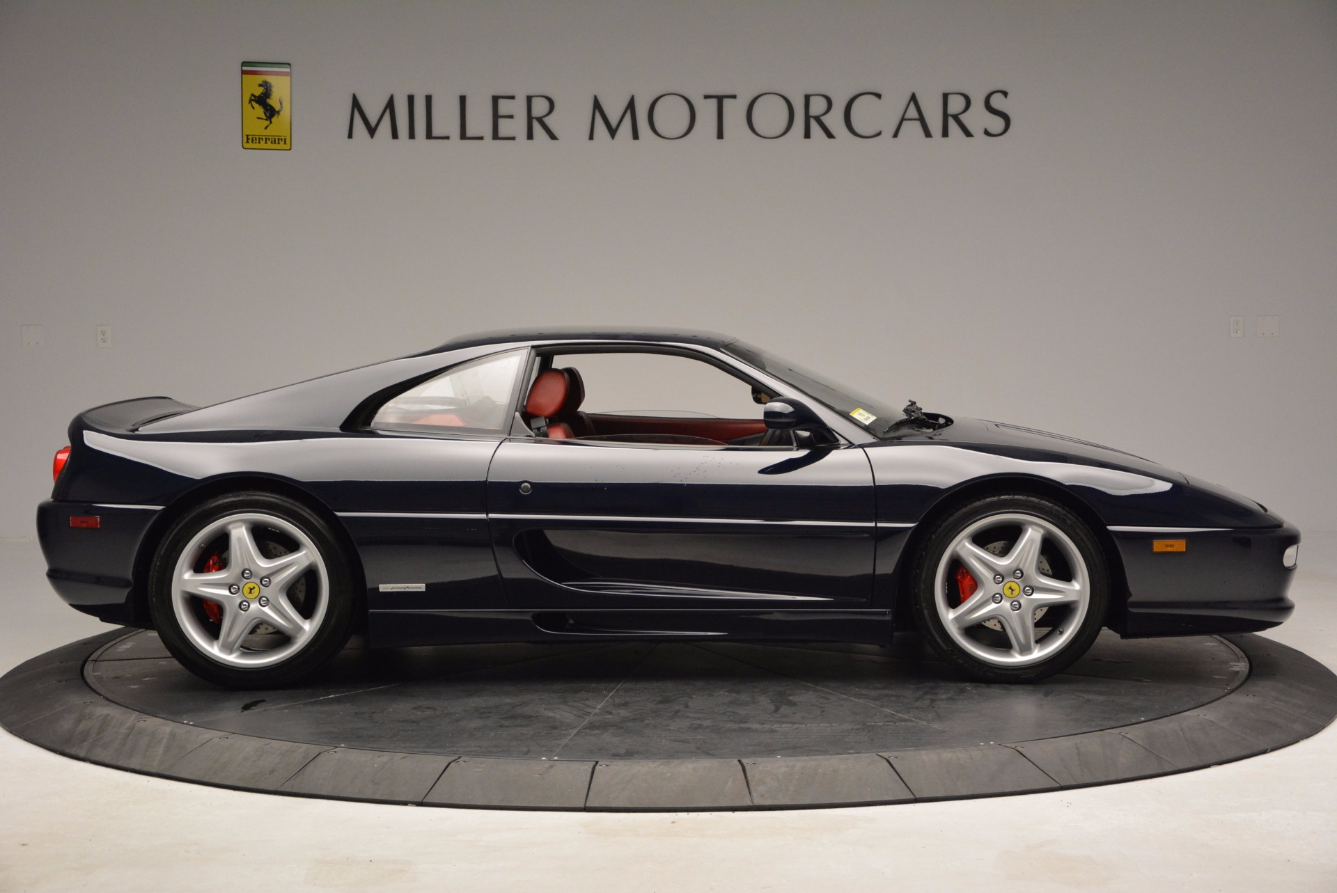 Used 1999 Ferrari 355 Berlinetta For Sale In Westport, CT 855_p10