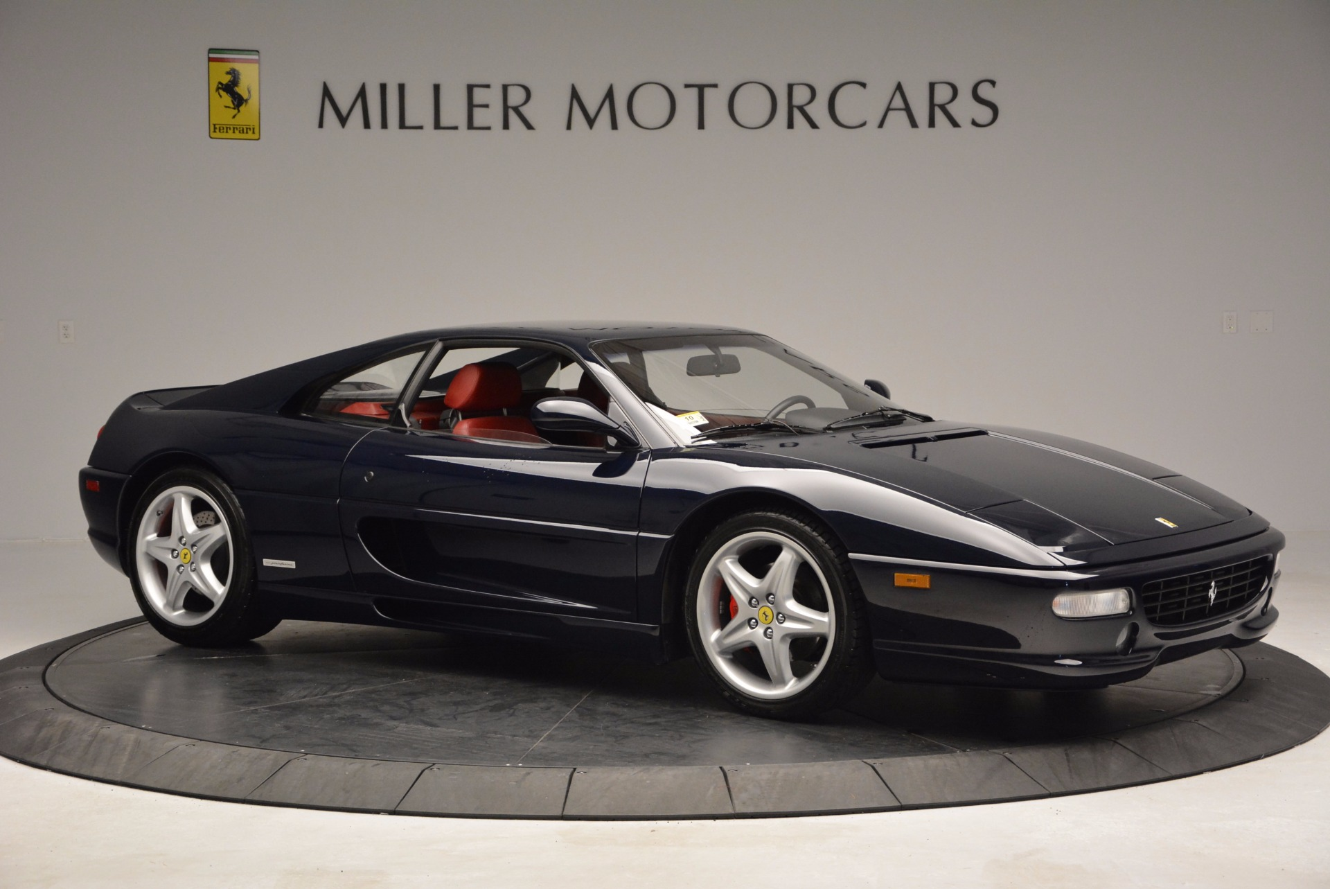 Used 1999 Ferrari 355 Berlinetta For Sale In Westport, CT 855_p11