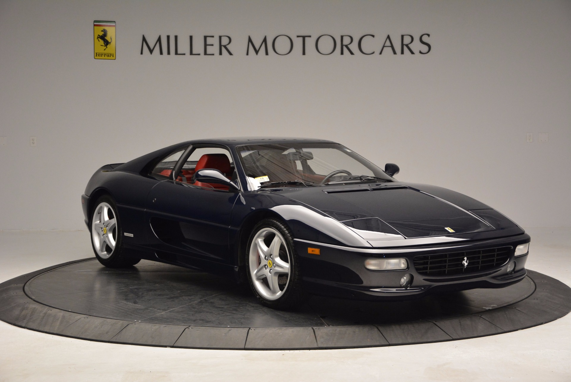 Used 1999 Ferrari 355 Berlinetta For Sale In Westport, CT 855_p12