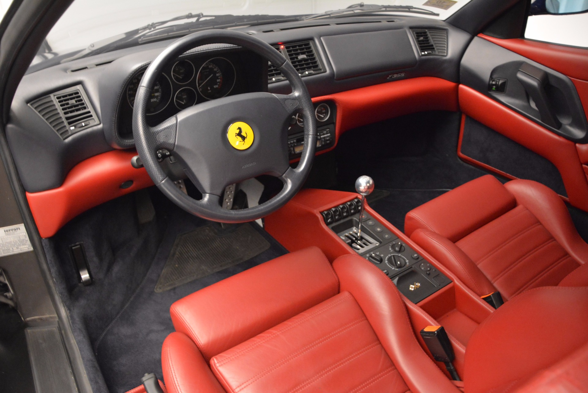 Used 1999 Ferrari 355 Berlinetta For Sale In Westport, CT 855_p14