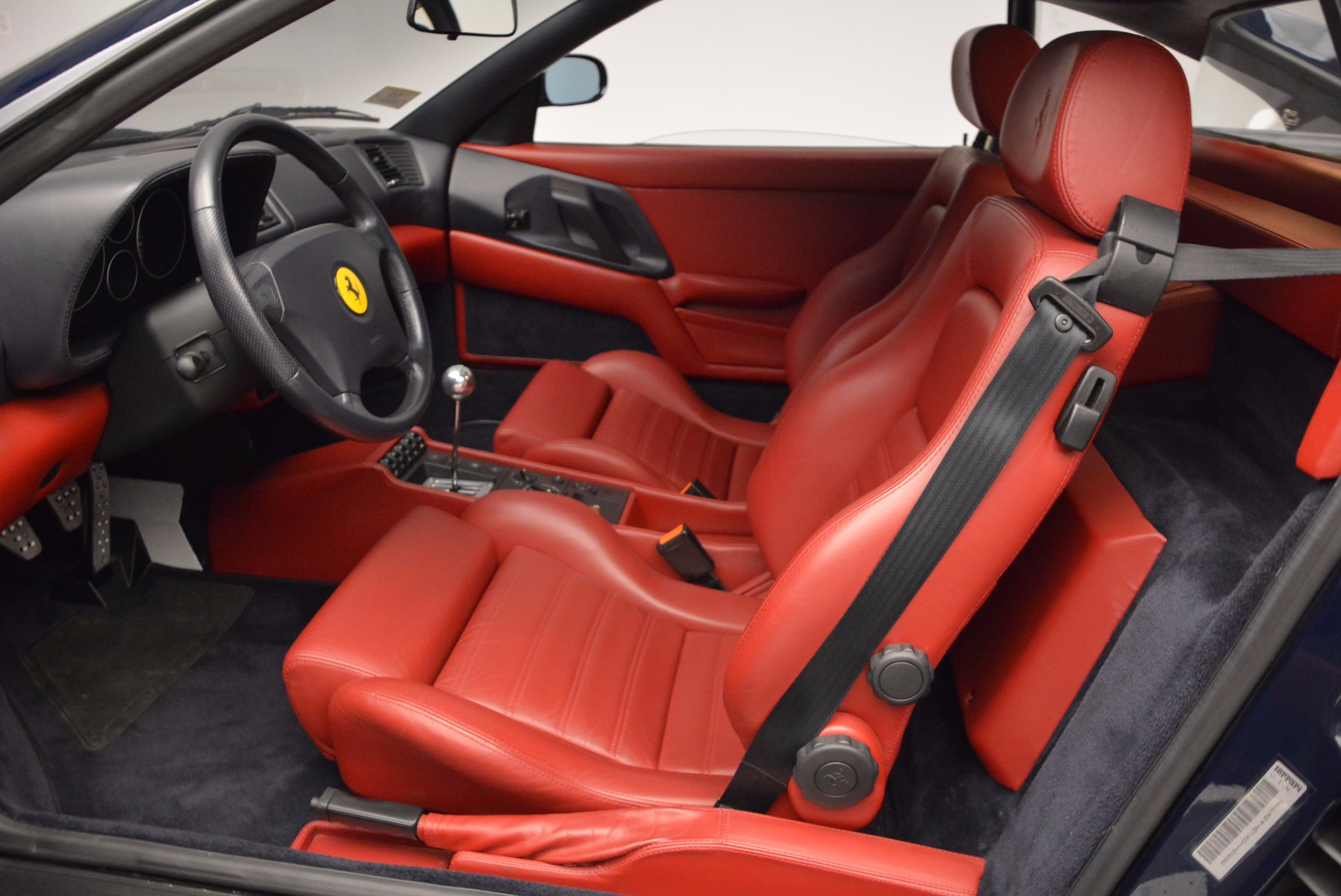 Used 1999 Ferrari 355 Berlinetta For Sale In Westport, CT 855_p15