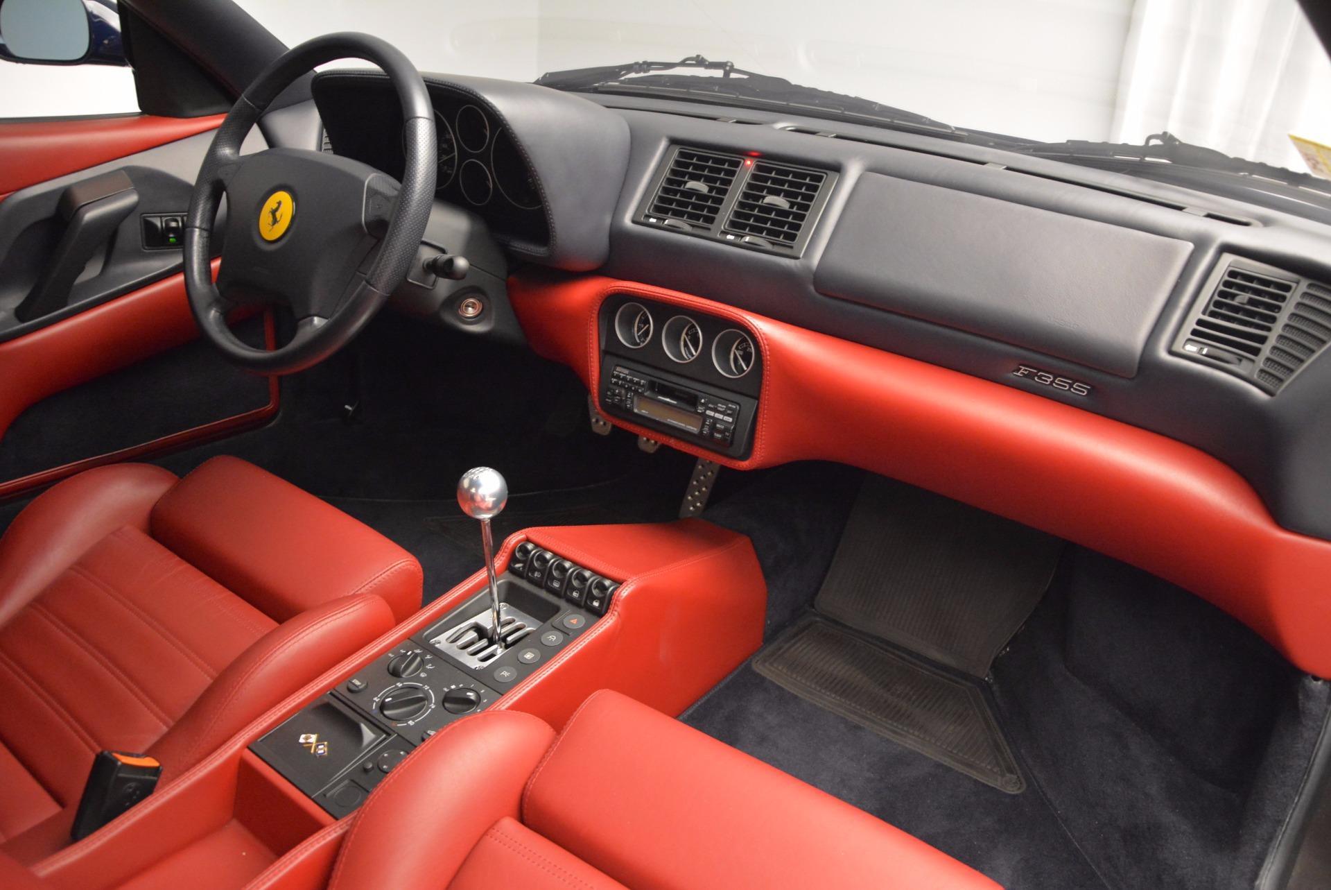 Used 1999 Ferrari 355 Berlinetta For Sale In Westport, CT 855_p18