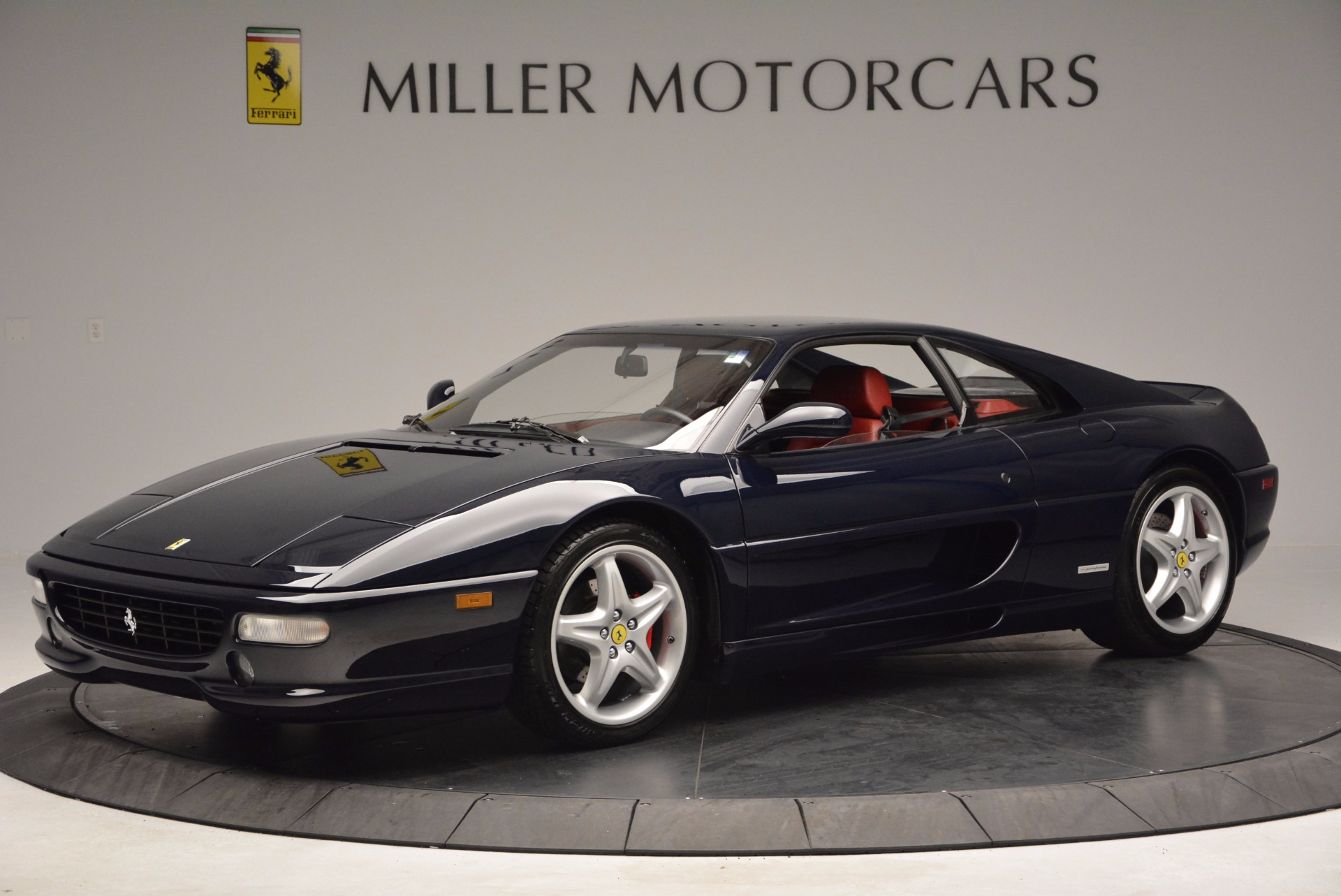 Used 1999 Ferrari 355 Berlinetta For Sale In Westport, CT 855_p3