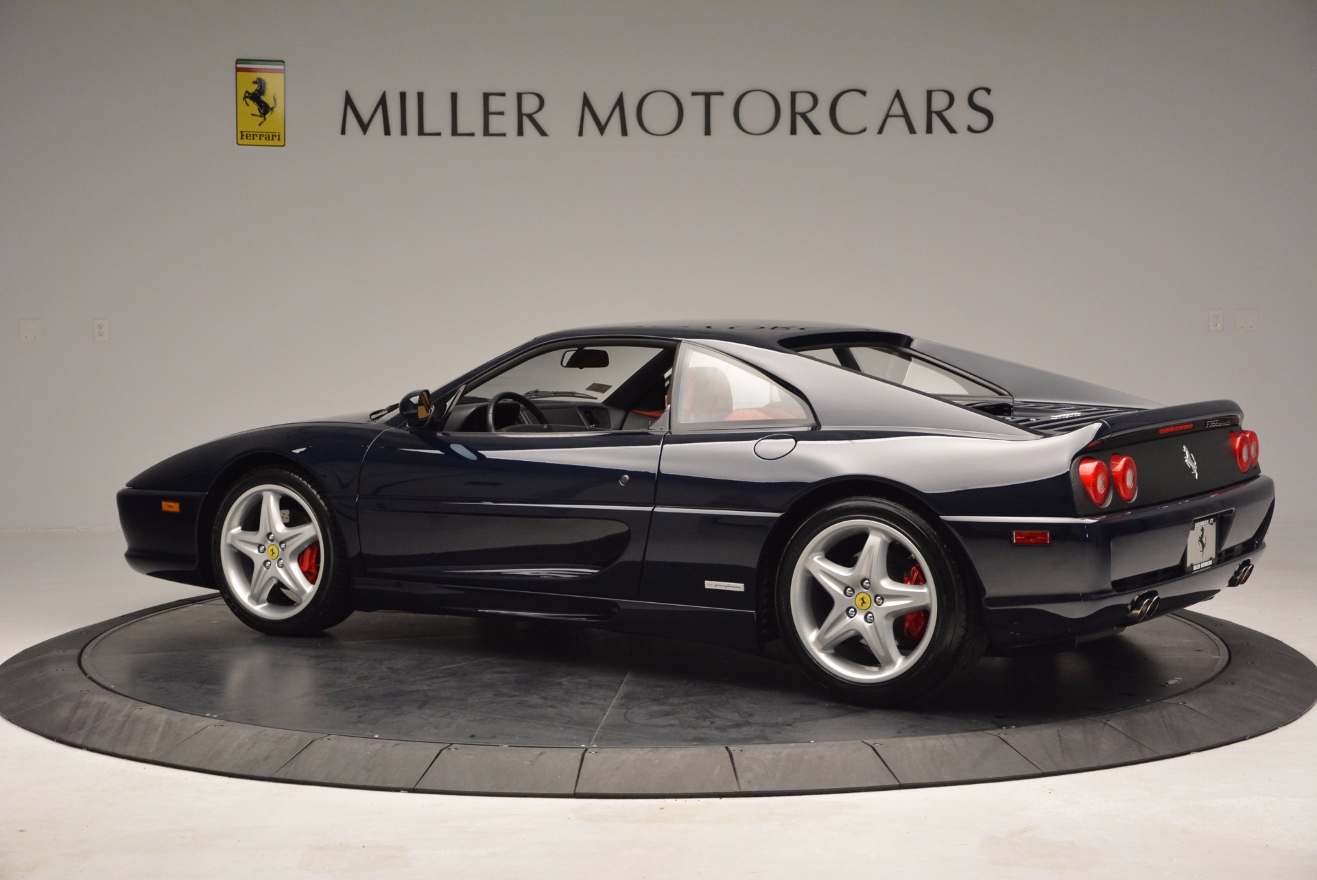 Used 1999 Ferrari 355 Berlinetta For Sale In Westport, CT 855_p5