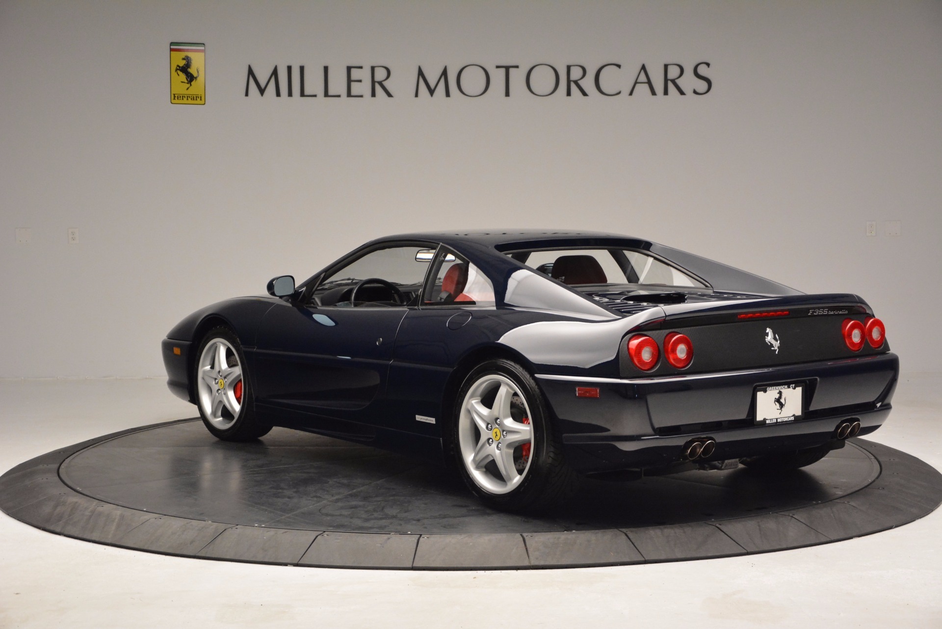 Used 1999 Ferrari 355 Berlinetta For Sale In Westport, CT 855_p6
