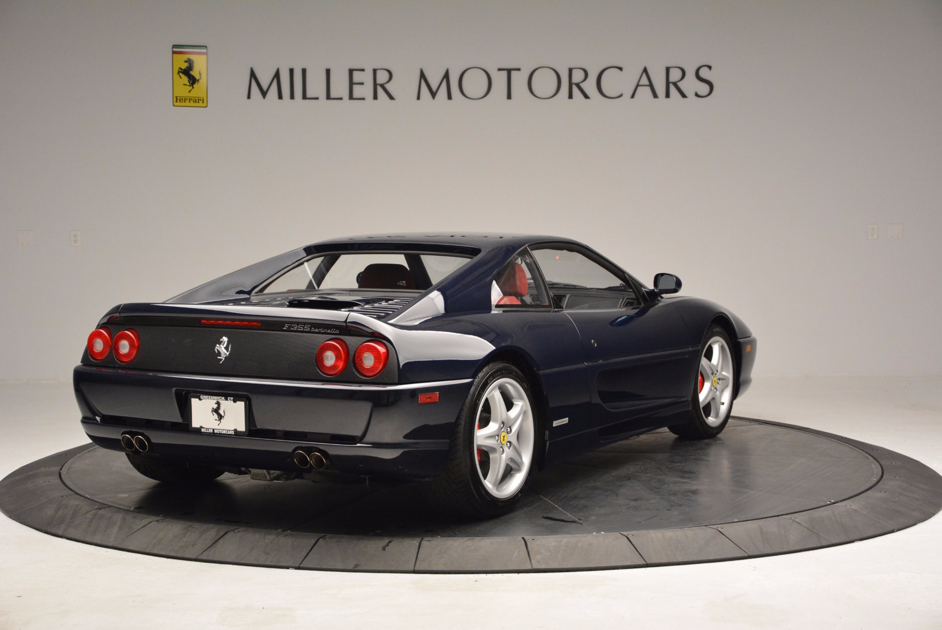 Used 1999 Ferrari 355 Berlinetta For Sale In Westport, CT 855_p8