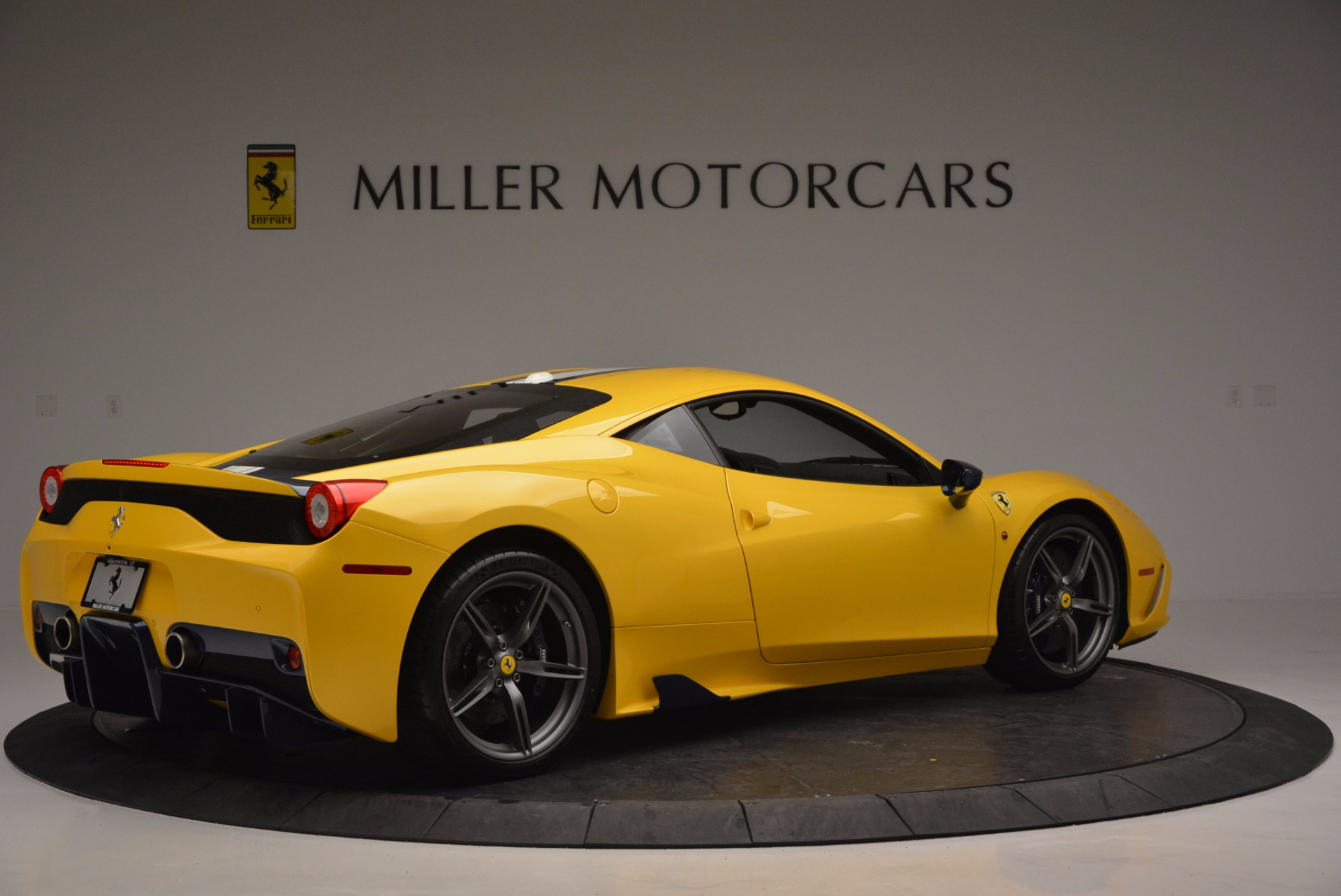 Used 2015 Ferrari 458 Speciale  For Sale In Westport, CT 857_p8