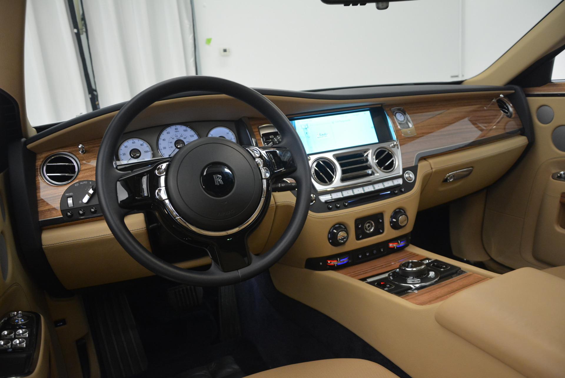 Used 2014 Rolls-Royce Ghost V-Spec For Sale In Westport, CT 858_p23