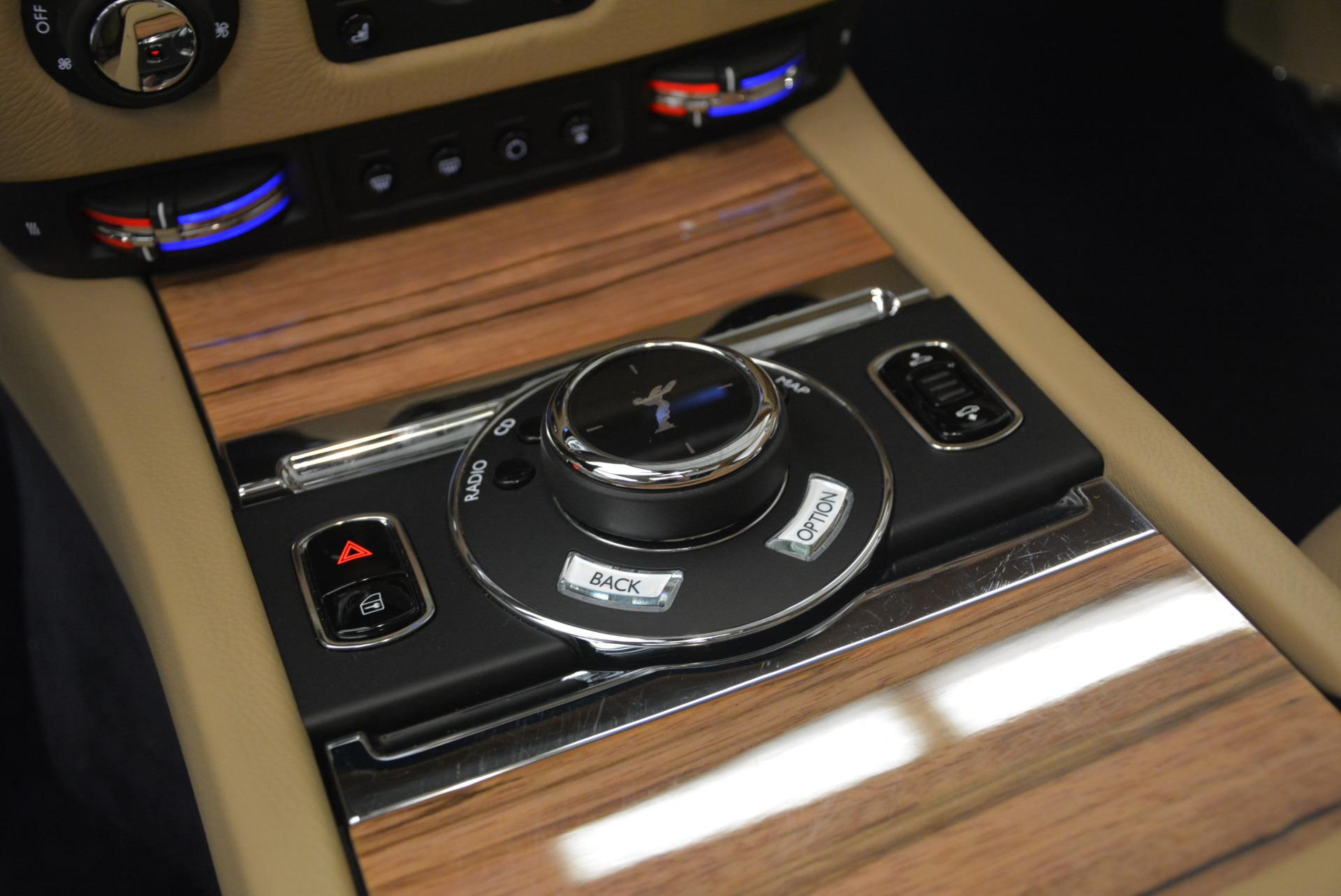 Used 2014 Rolls-Royce Ghost V-Spec For Sale In Westport, CT 858_p24