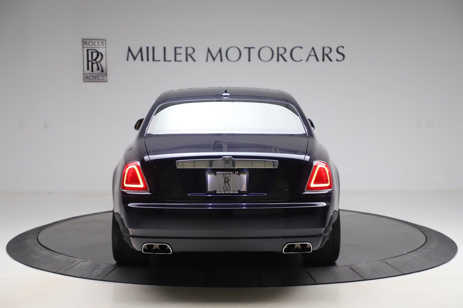 Used 2014 Rolls-Royce Ghost V-Spec For Sale In Westport, CT 858_p5