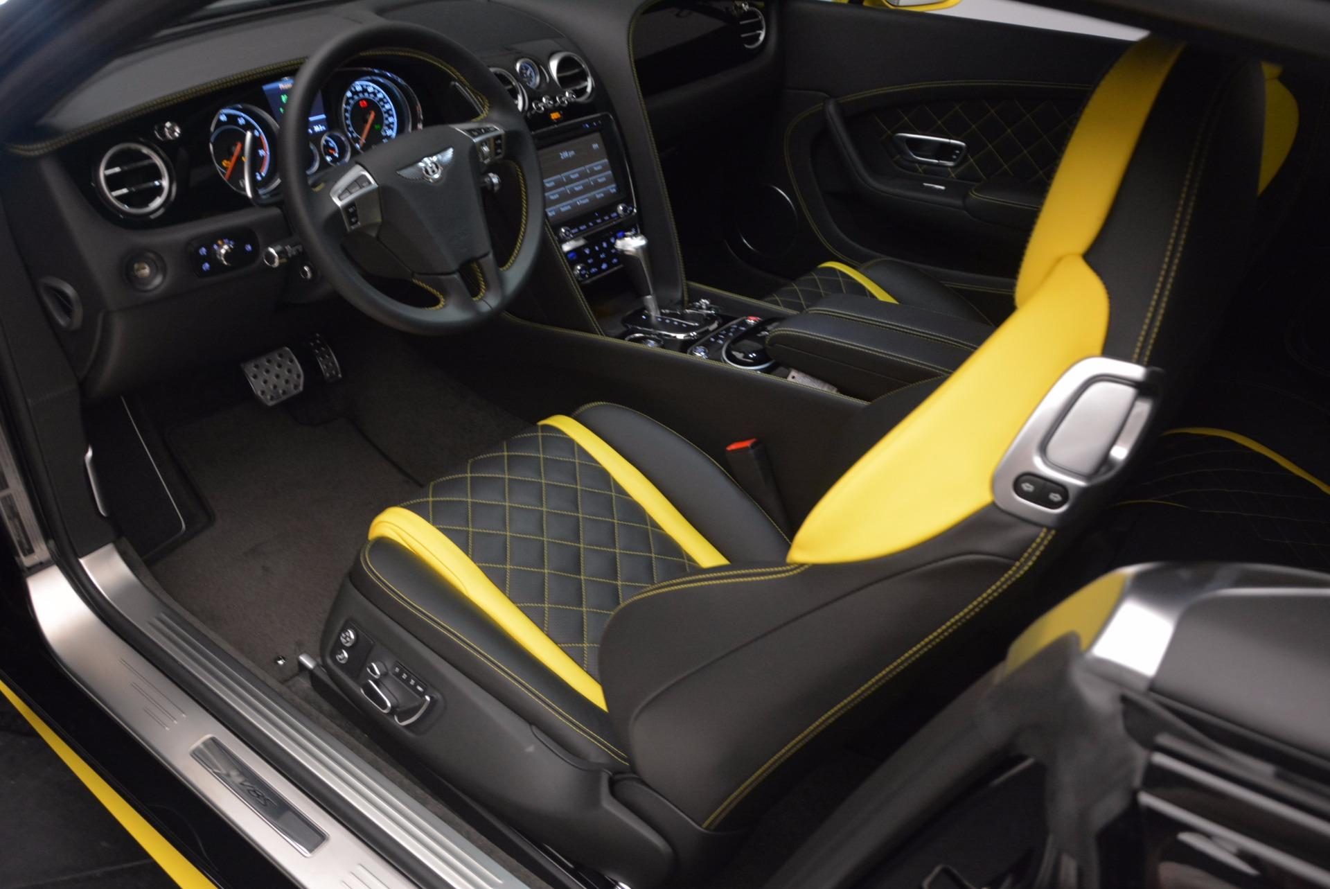 New 2017 Bentley Continental GT V8 S For Sale In Westport, CT 859_p24