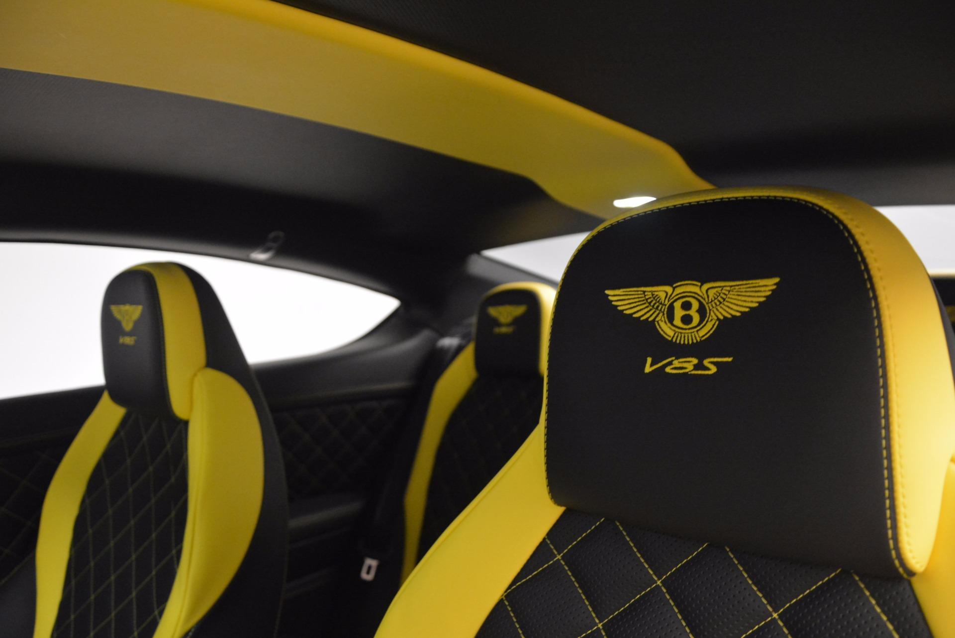 New 2017 Bentley Continental GT V8 S For Sale In Westport, CT 859_p28