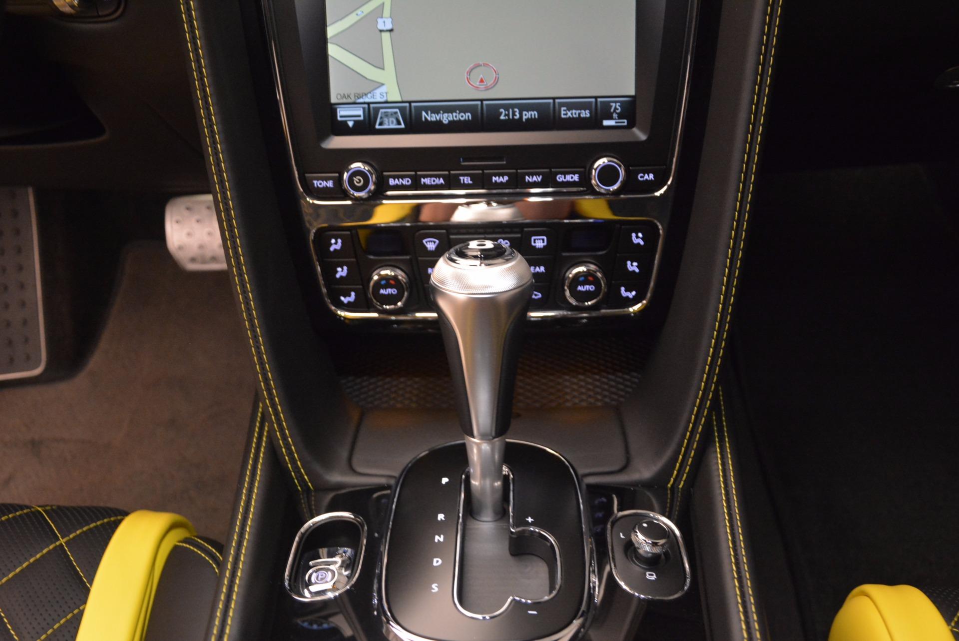 New 2017 Bentley Continental GT V8 S For Sale In Westport, CT 859_p36